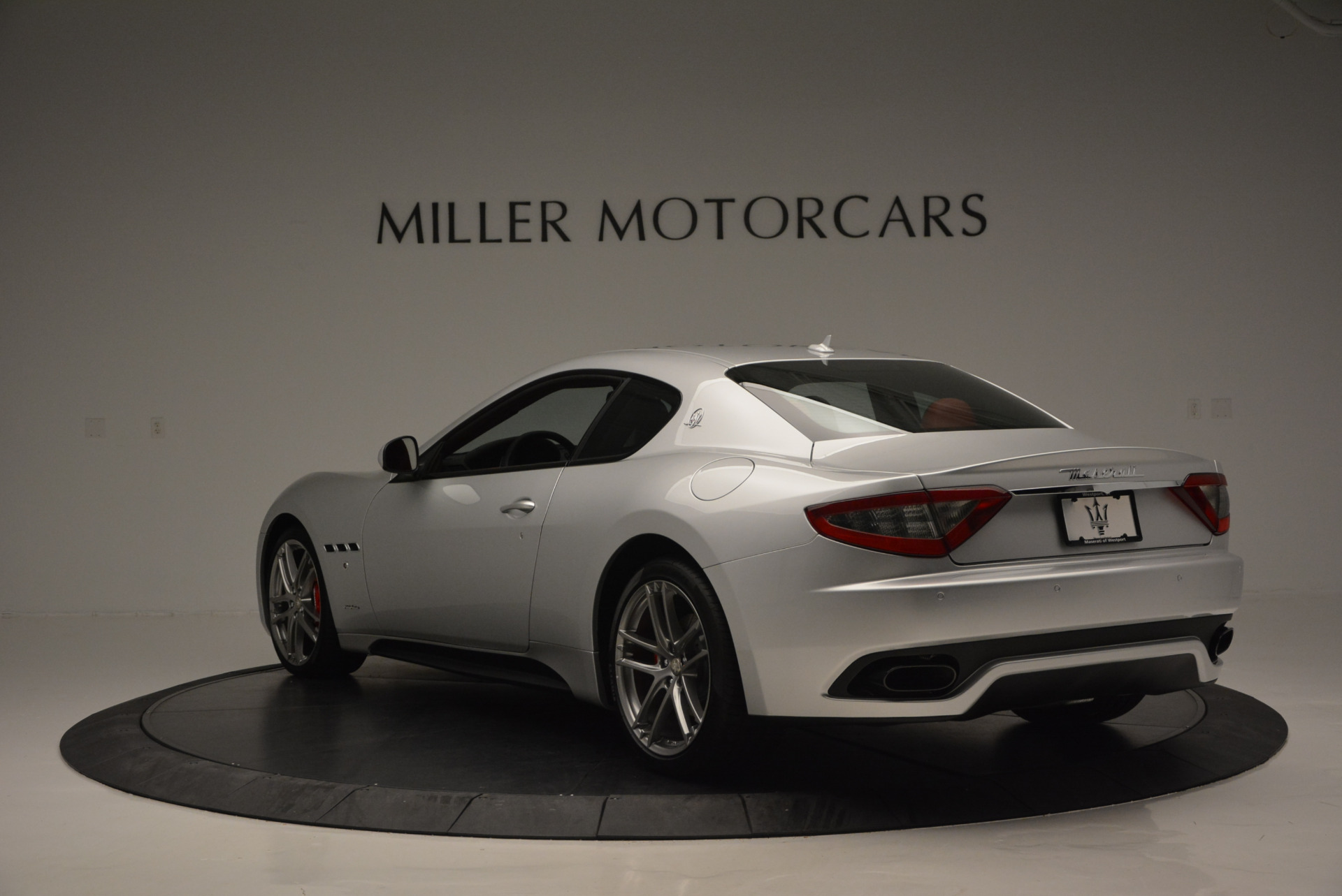 New 2017 Maserati GranTurismo Sport For Sale In Greenwich, CT 594_p5