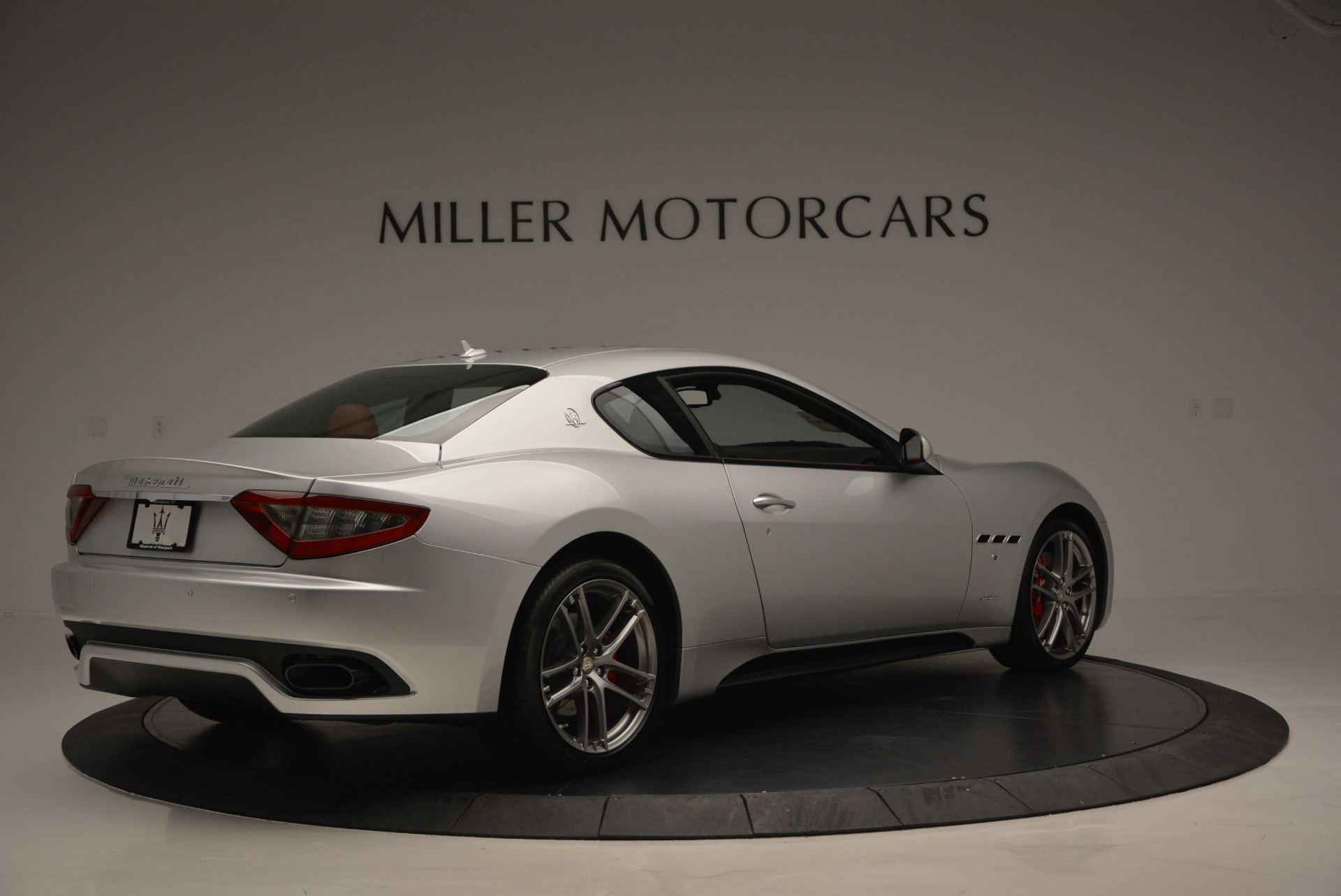New 2017 Maserati GranTurismo Sport For Sale In Greenwich, CT 594_p8
