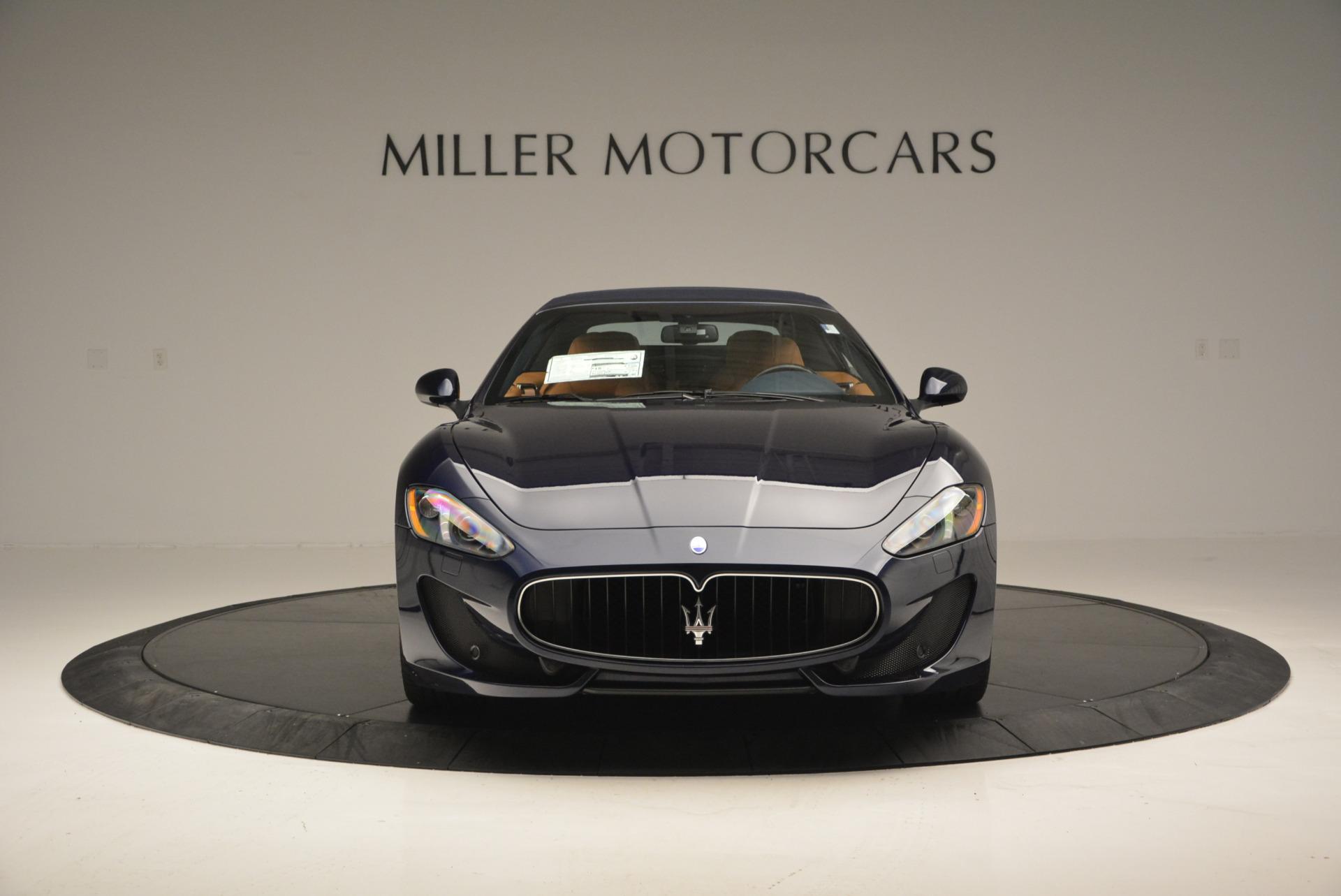 New 2017 Maserati GranTurismo Sport For Sale In Greenwich, CT 595_p13