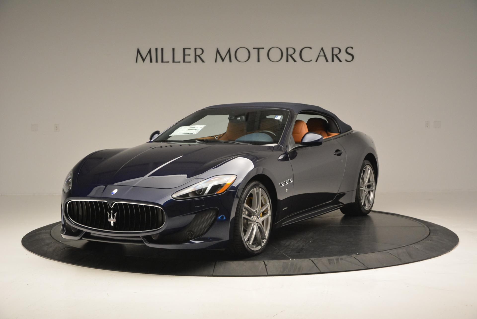 New 2017 Maserati GranTurismo Sport For Sale In Greenwich, CT 595_p14