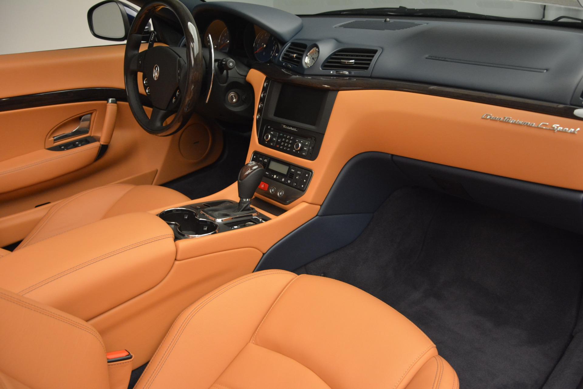 New 2017 Maserati GranTurismo Sport For Sale In Greenwich, CT 595_p26
