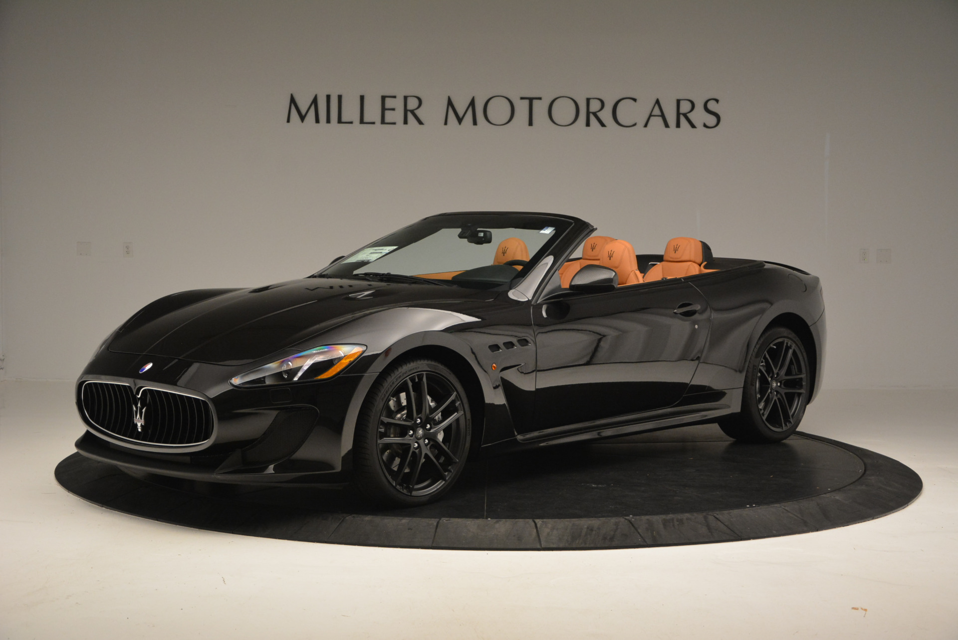 New 2017 Maserati GranTurismo MC CONVERTIBLE For Sale In Greenwich, CT 596_p2