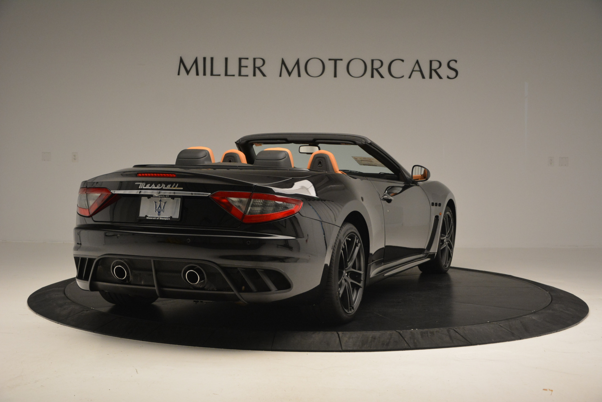 New 2017 Maserati GranTurismo MC CONVERTIBLE For Sale In Greenwich, CT 596_p7