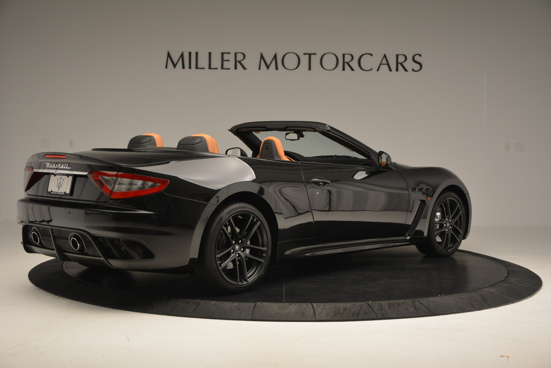 New 2017 Maserati GranTurismo MC CONVERTIBLE For Sale In Greenwich, CT 596_p8