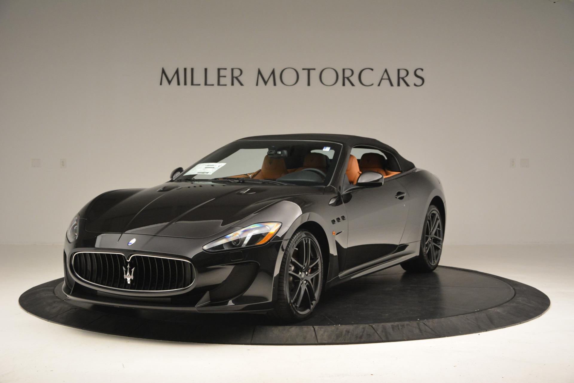 New 2017 Maserati GranTurismo MC For Sale In Greenwich, CT 597_p14