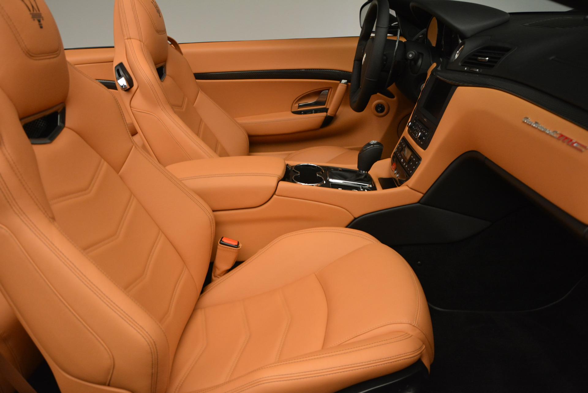 New 2017 Maserati GranTurismo MC For Sale In Greenwich, CT 597_p27
