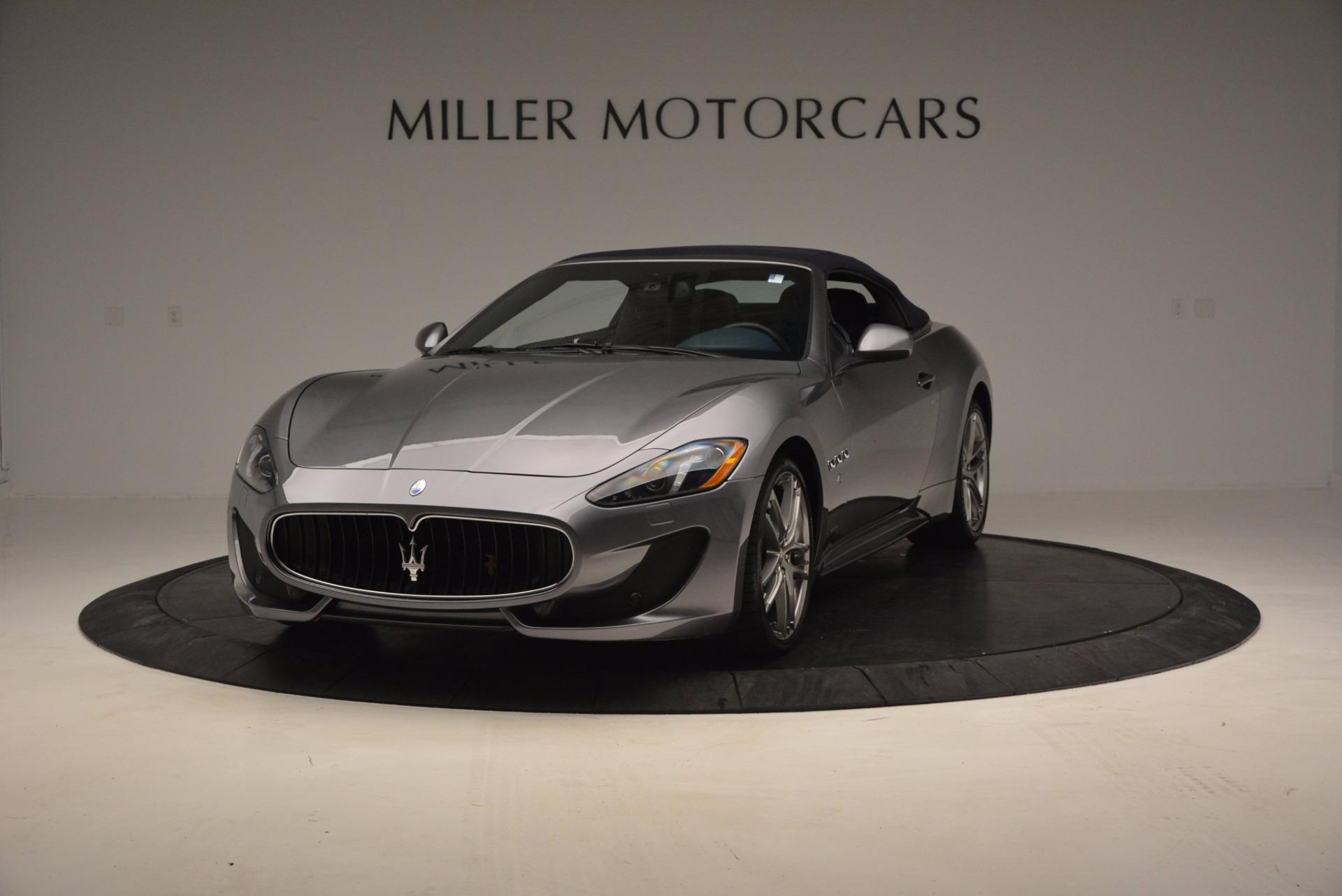 New 2017 Maserati GranTurismo Sport For Sale In Greenwich, CT 598_p11