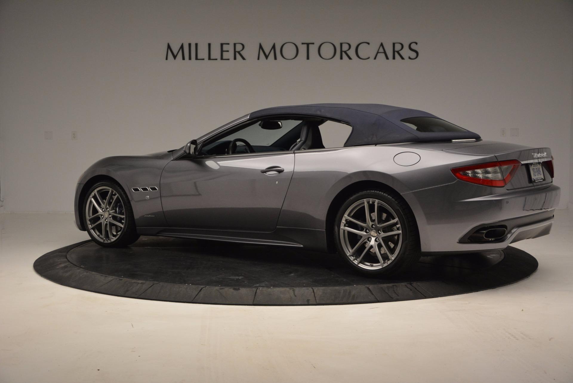 New 2017 Maserati GranTurismo Sport For Sale In Greenwich, CT 598_p14