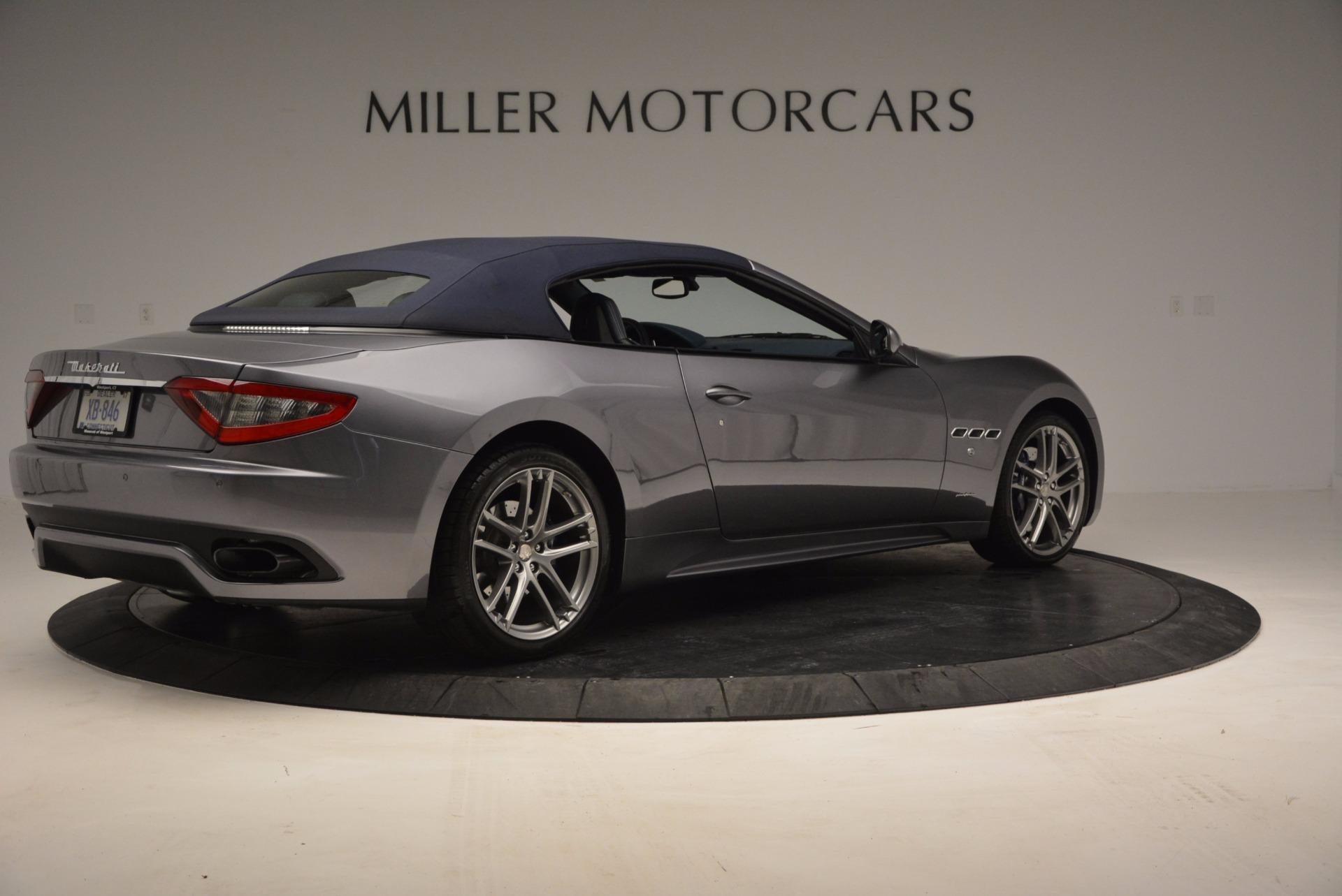 New 2017 Maserati GranTurismo Sport For Sale In Greenwich, CT 598_p17