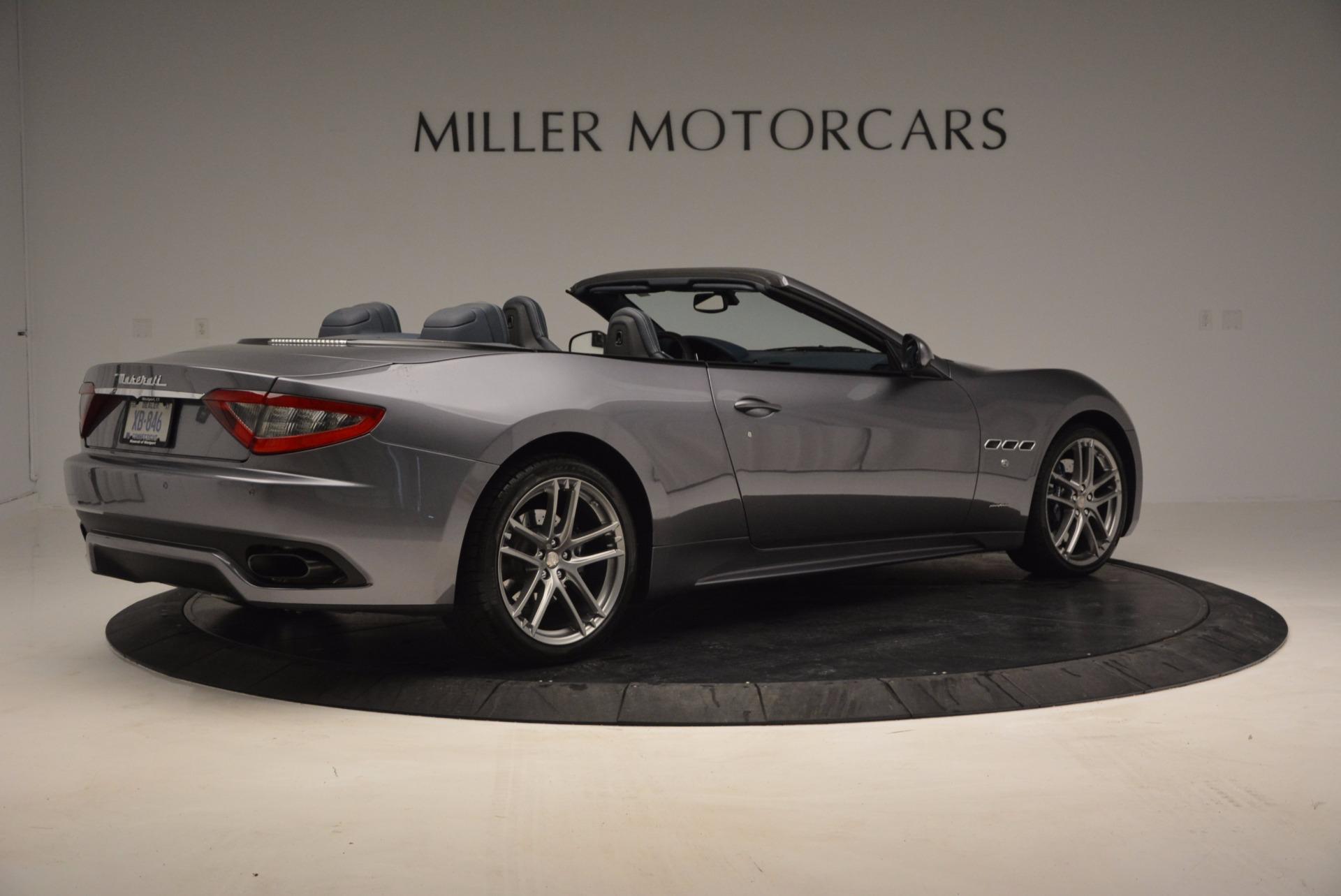 New 2017 Maserati GranTurismo Sport For Sale In Greenwich, CT 598_p6