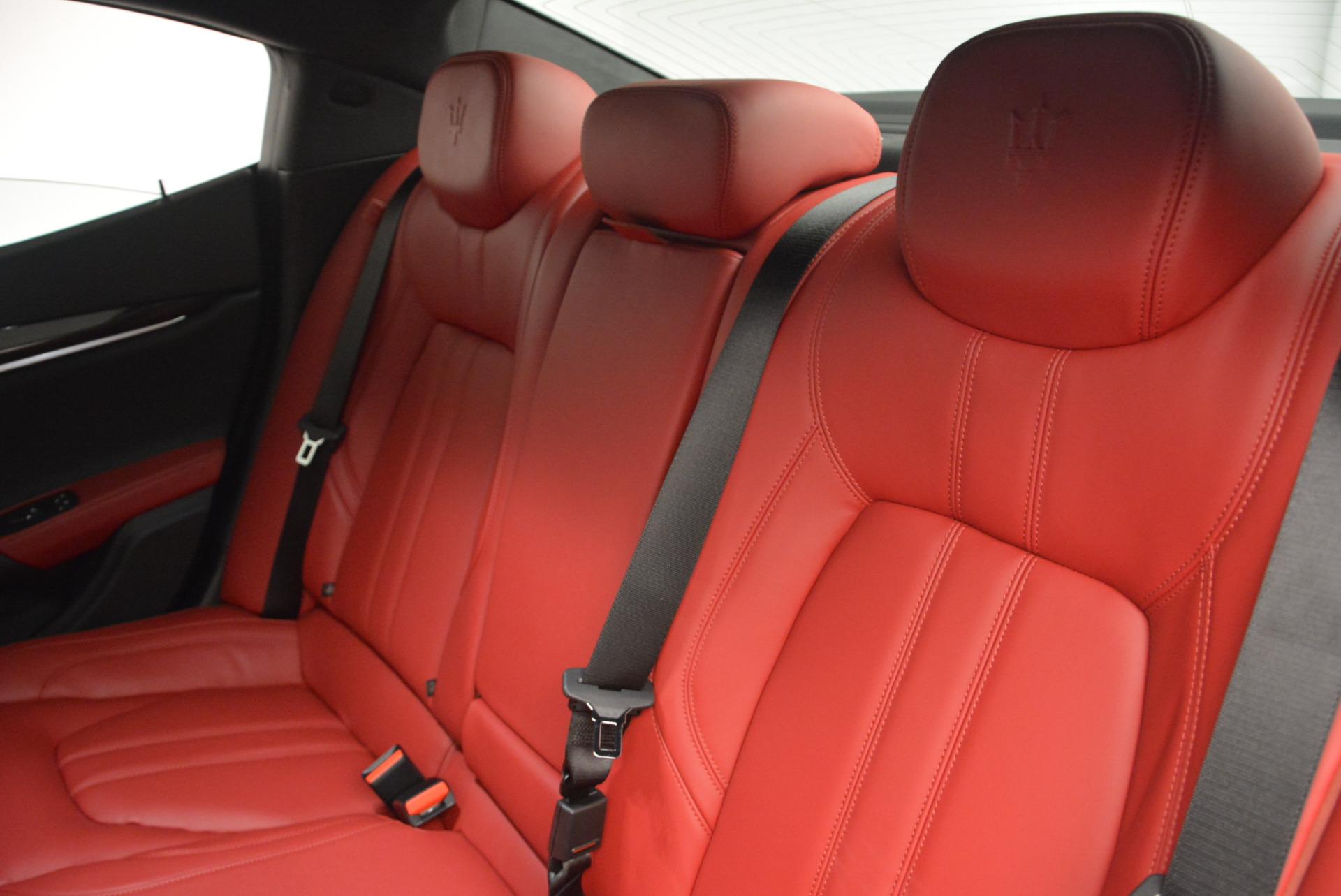 New 2017 Maserati Ghibli S Q4 For Sale In Greenwich, CT 599_p20
