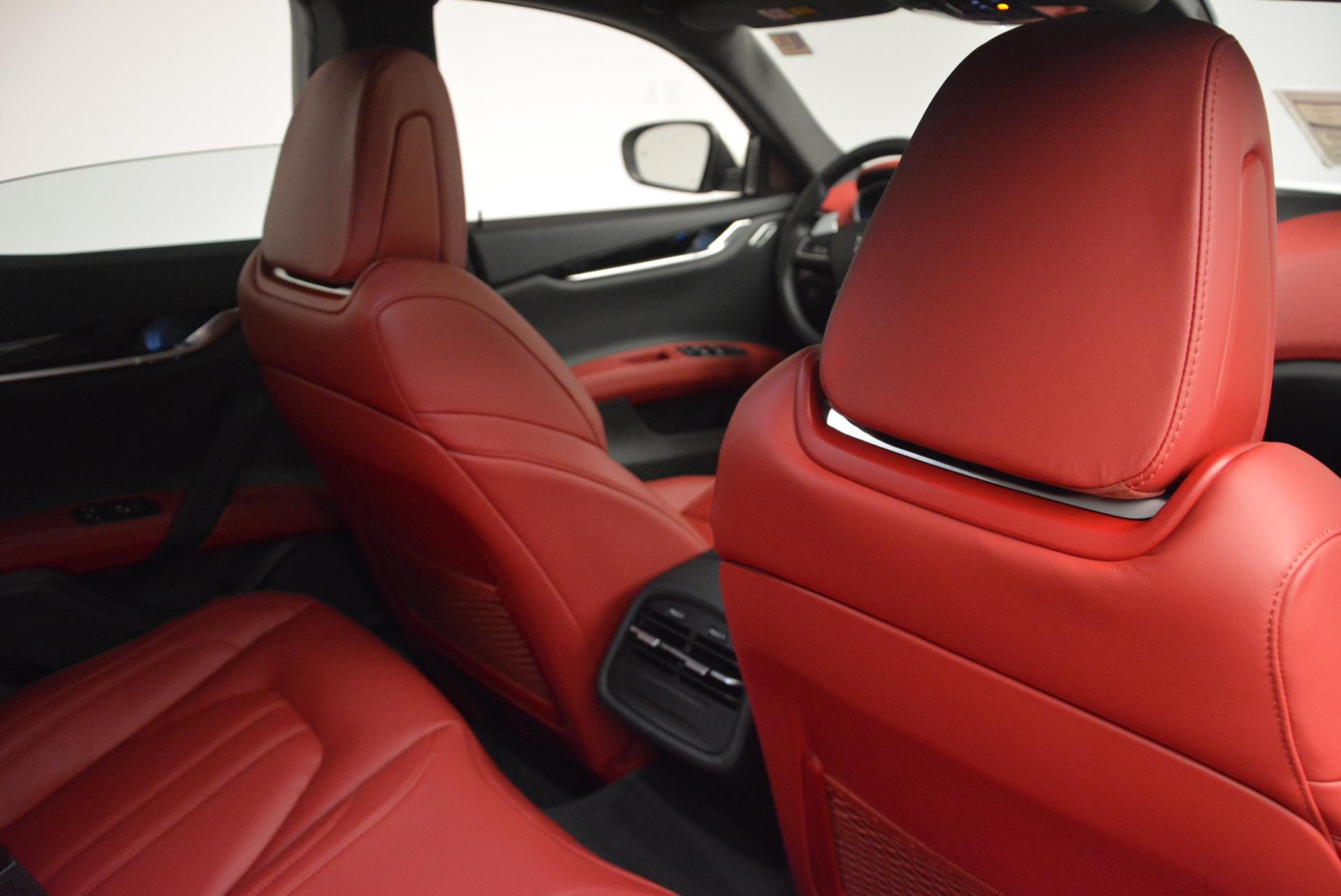 New 2017 Maserati Ghibli S Q4 For Sale In Greenwich, CT 599_p26