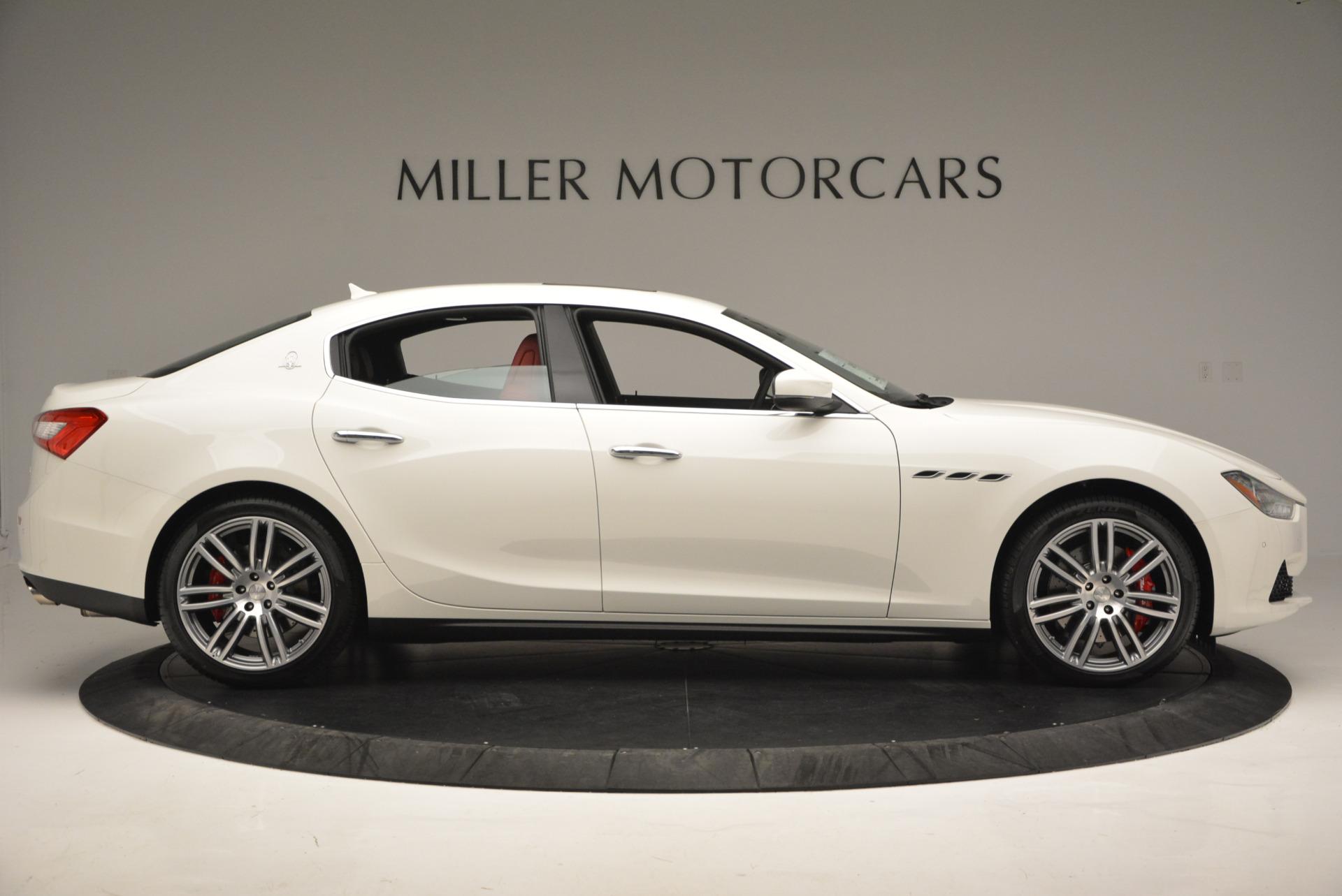New 2017 Maserati Ghibli S Q4 For Sale In Greenwich, CT 599_p9