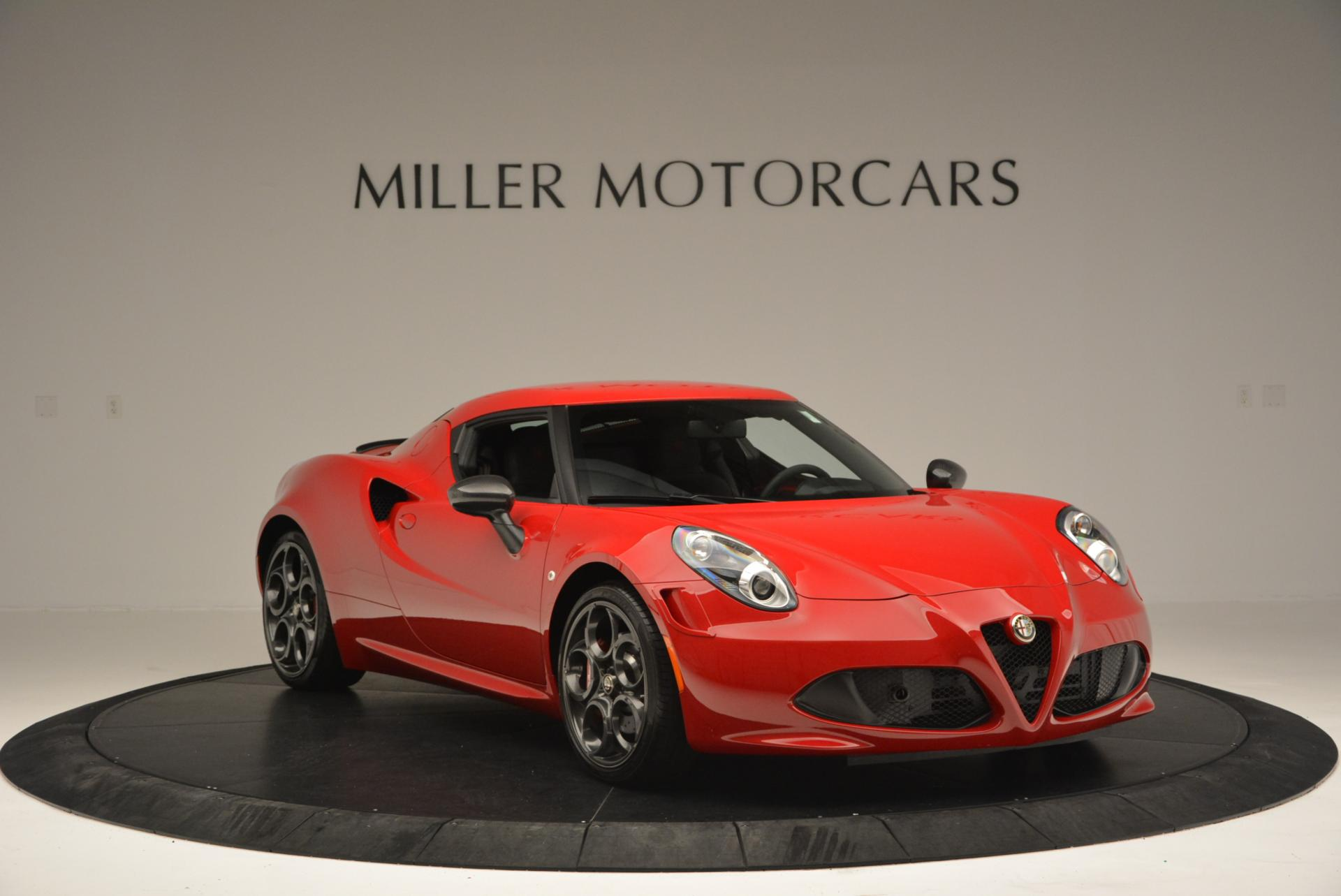 Used 2015 Alfa Romeo 4C Launch Edition For Sale In Greenwich, CT 6_p11