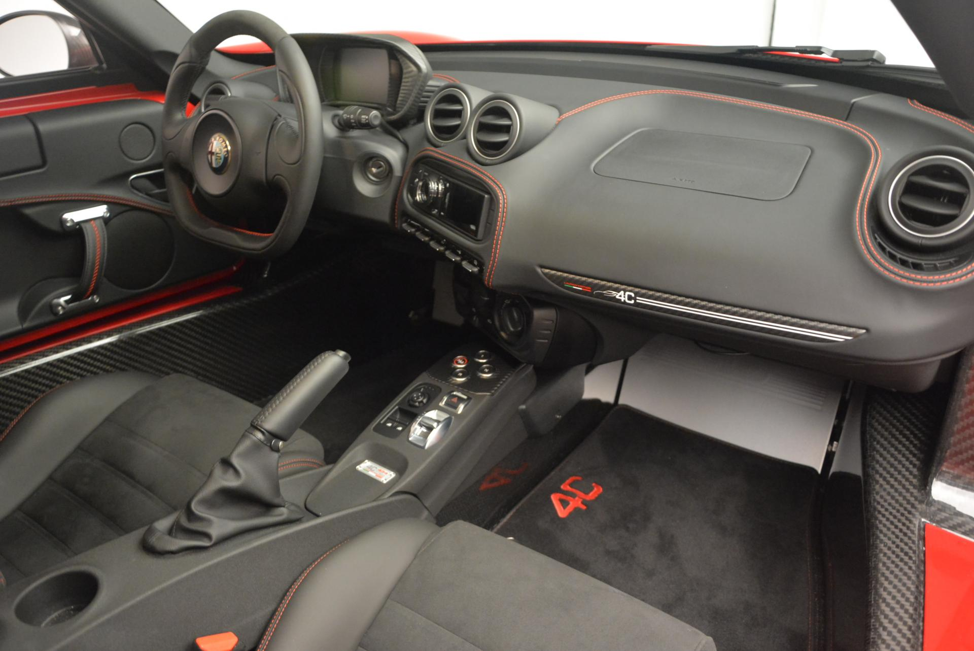 Used 2015 Alfa Romeo 4C Launch Edition For Sale In Greenwich, CT 6_p17