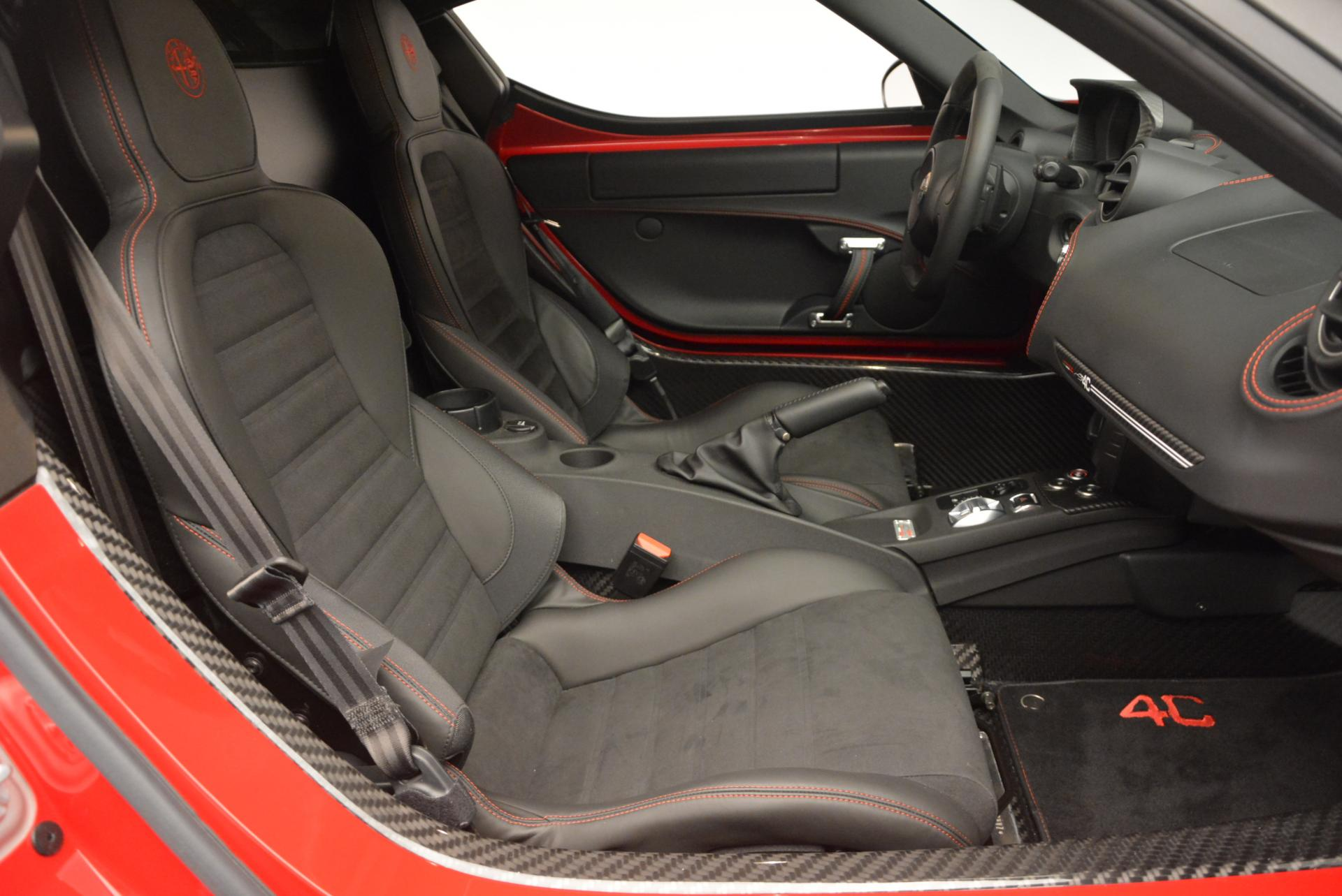 Used 2015 Alfa Romeo 4C Launch Edition For Sale In Greenwich, CT 6_p18