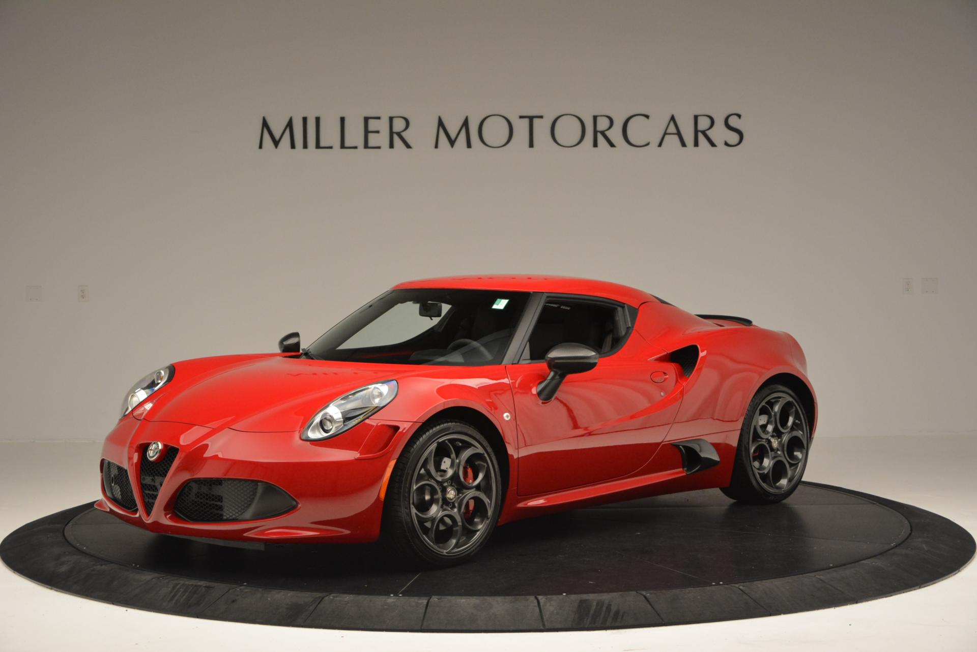 Used 2015 Alfa Romeo 4C Launch Edition For Sale In Greenwich, CT 6_p2