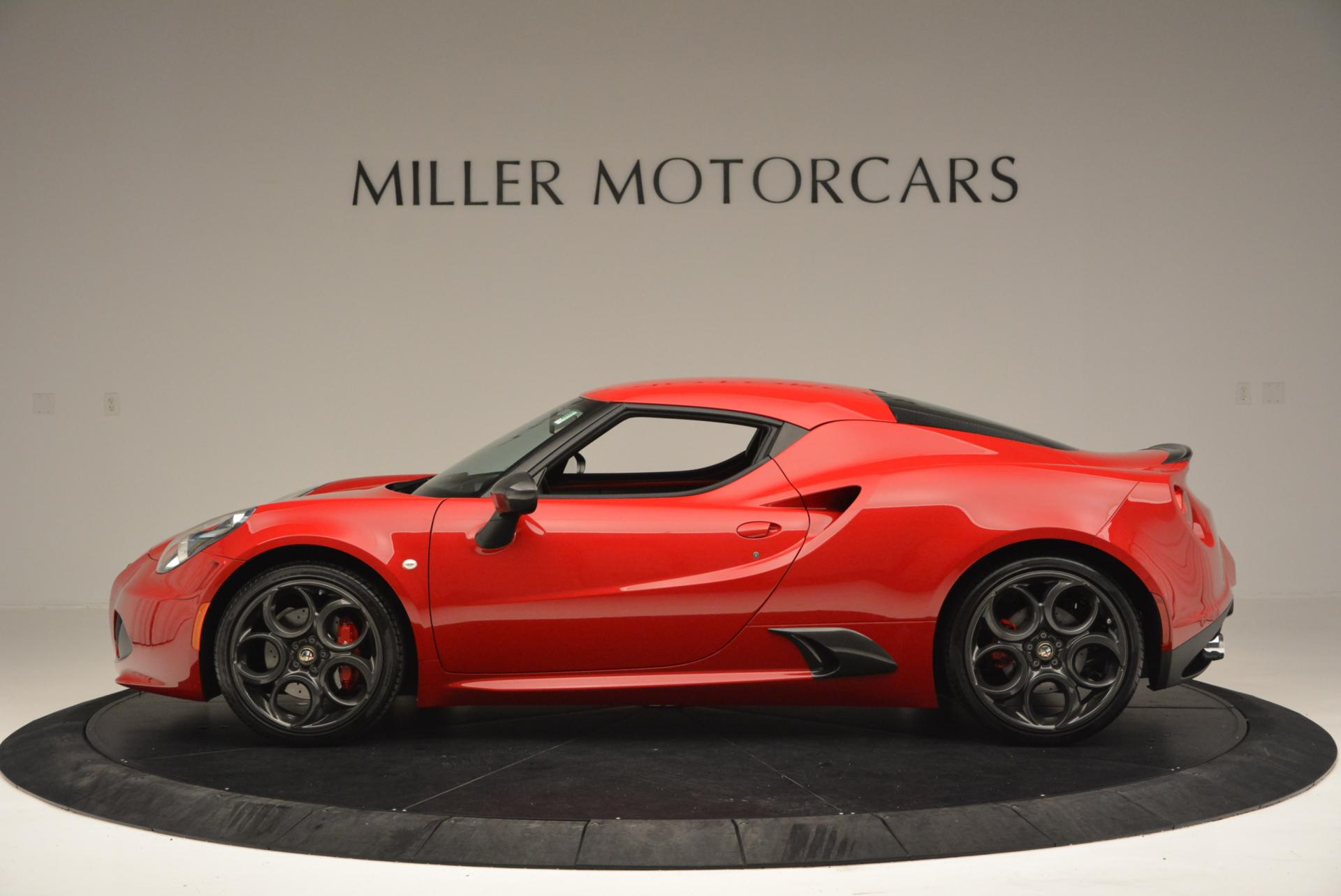 Used 2015 Alfa Romeo 4C Launch Edition For Sale In Greenwich, CT 6_p3