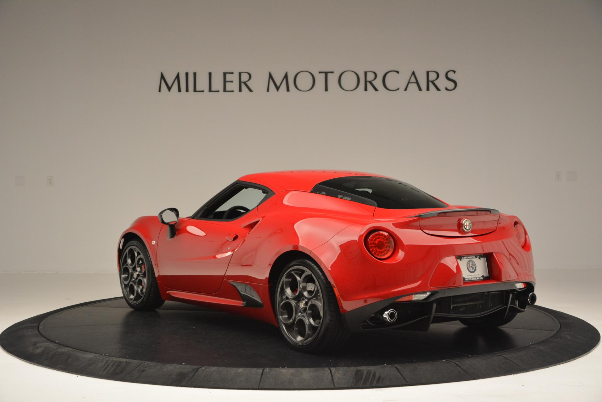 Used 2015 Alfa Romeo 4C Launch Edition For Sale In Greenwich, CT 6_p5