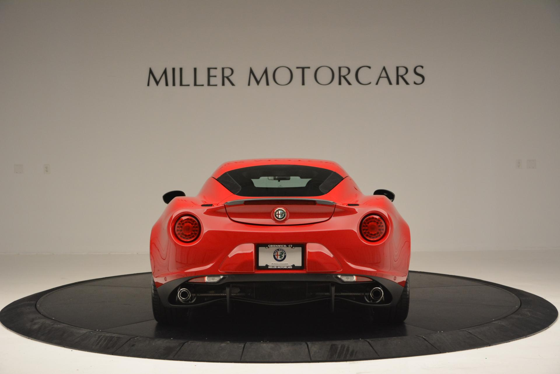 Used 2015 Alfa Romeo 4C Launch Edition For Sale In Greenwich, CT 6_p6