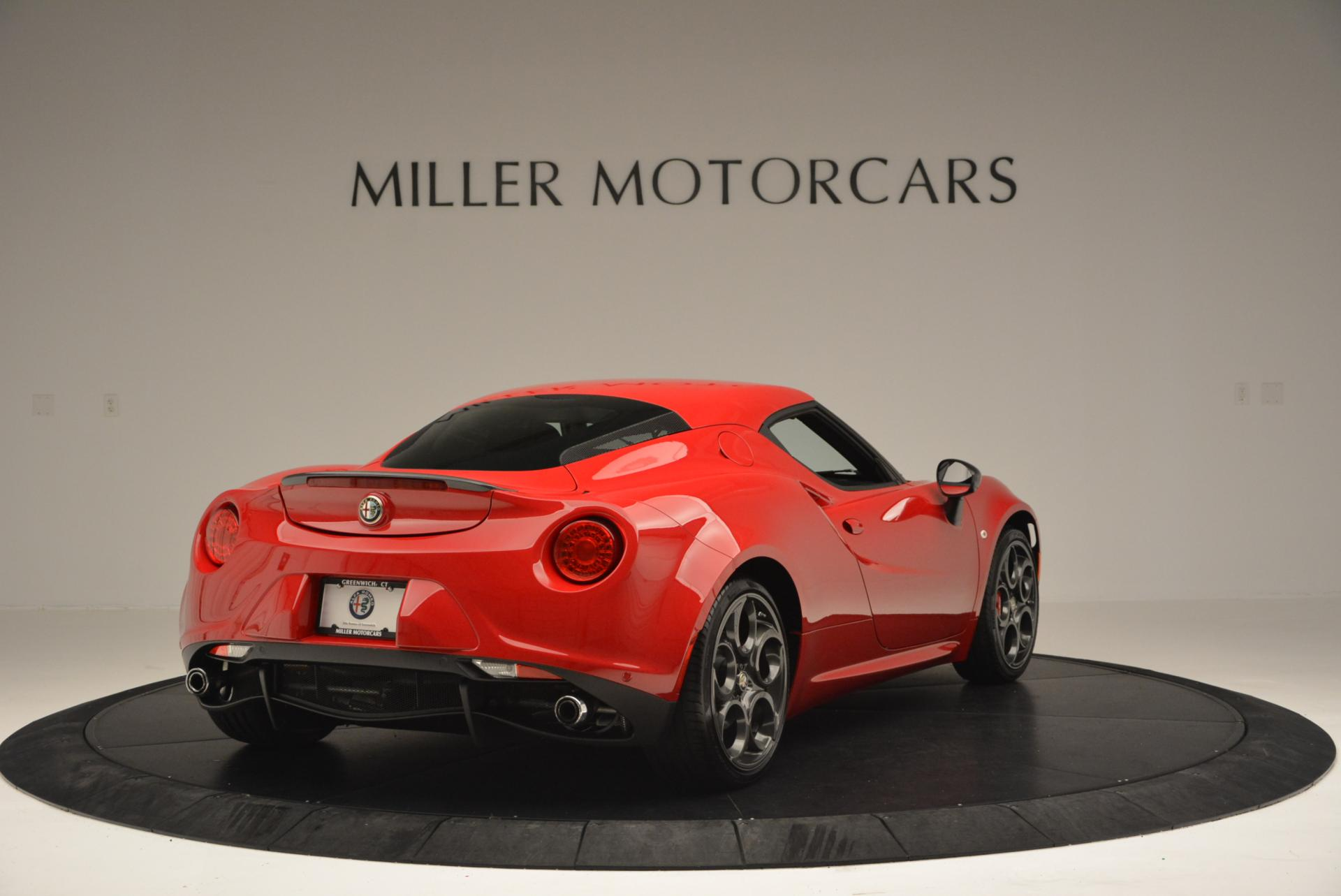 Used 2015 Alfa Romeo 4C Launch Edition For Sale In Greenwich, CT 6_p7