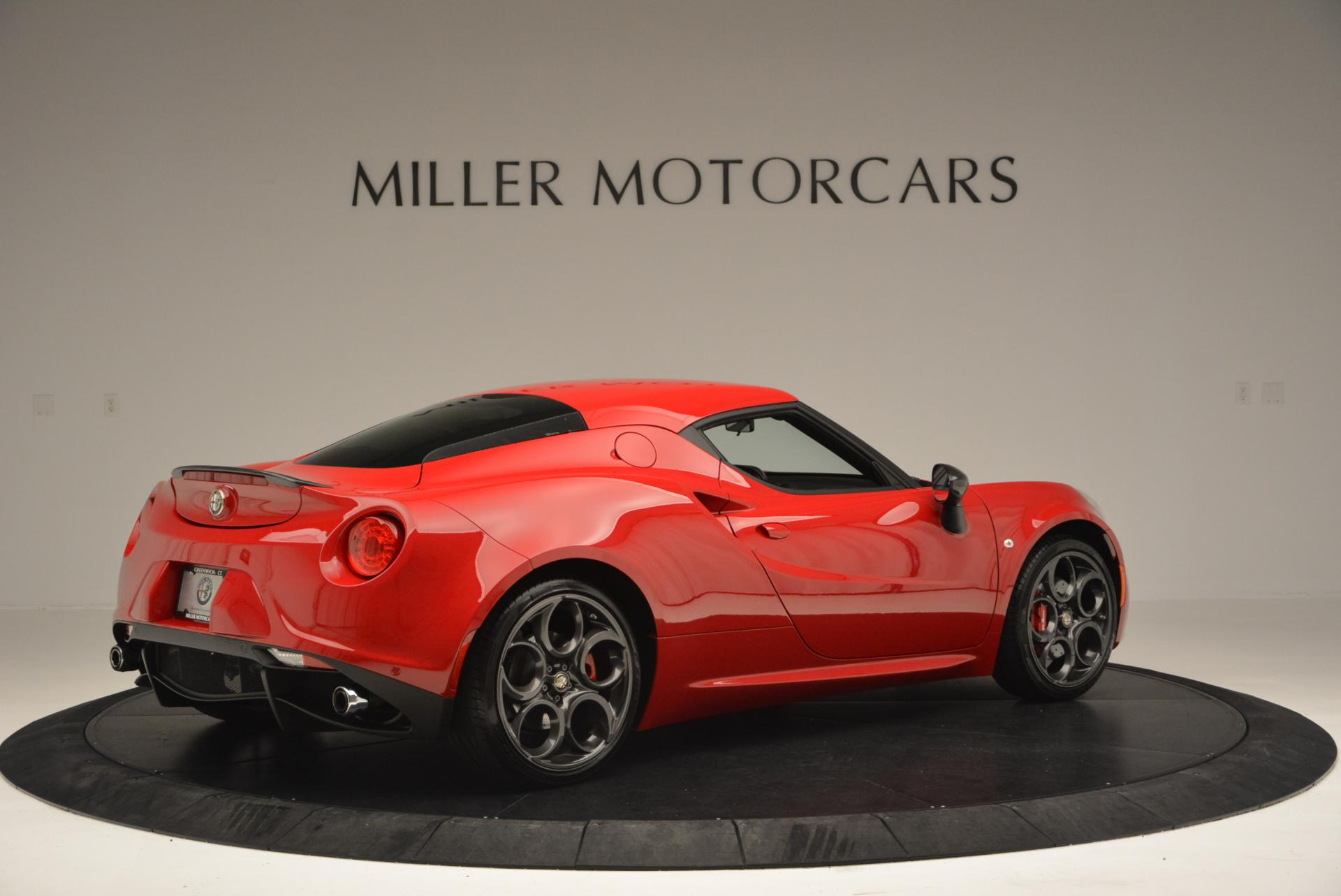 Used 2015 Alfa Romeo 4C Launch Edition For Sale In Greenwich, CT 6_p8