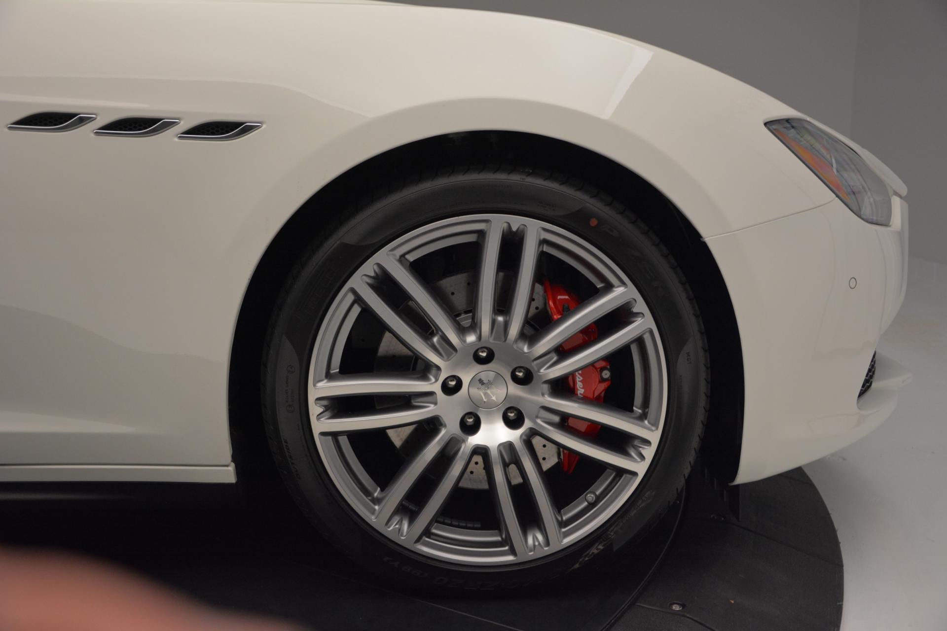 New 2016 Maserati Ghibli S Q4 For Sale In Greenwich, CT 60_p12
