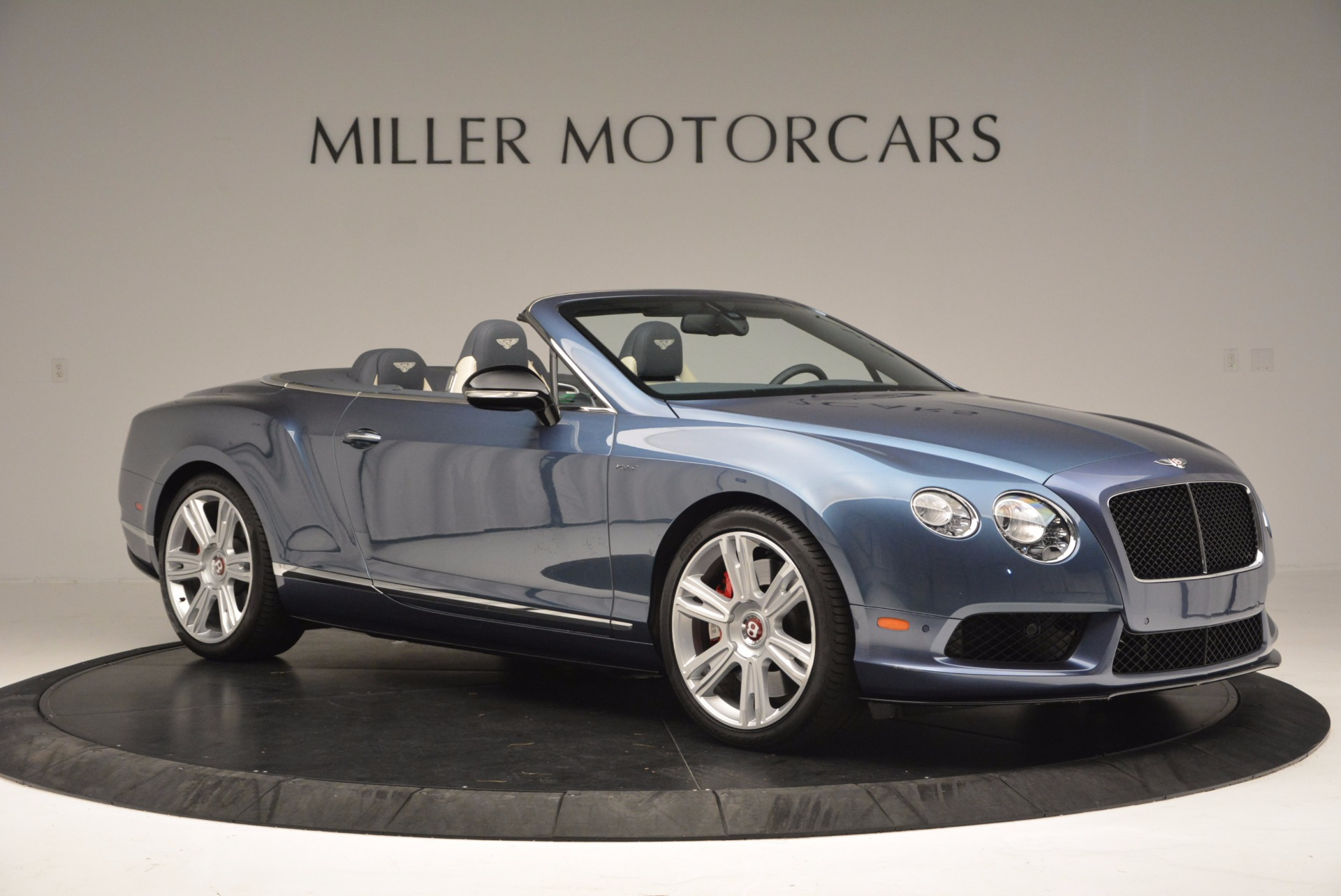 Used 2014 Bentley Continental GT V8 S Convertible  For Sale In Greenwich, CT 600_p10