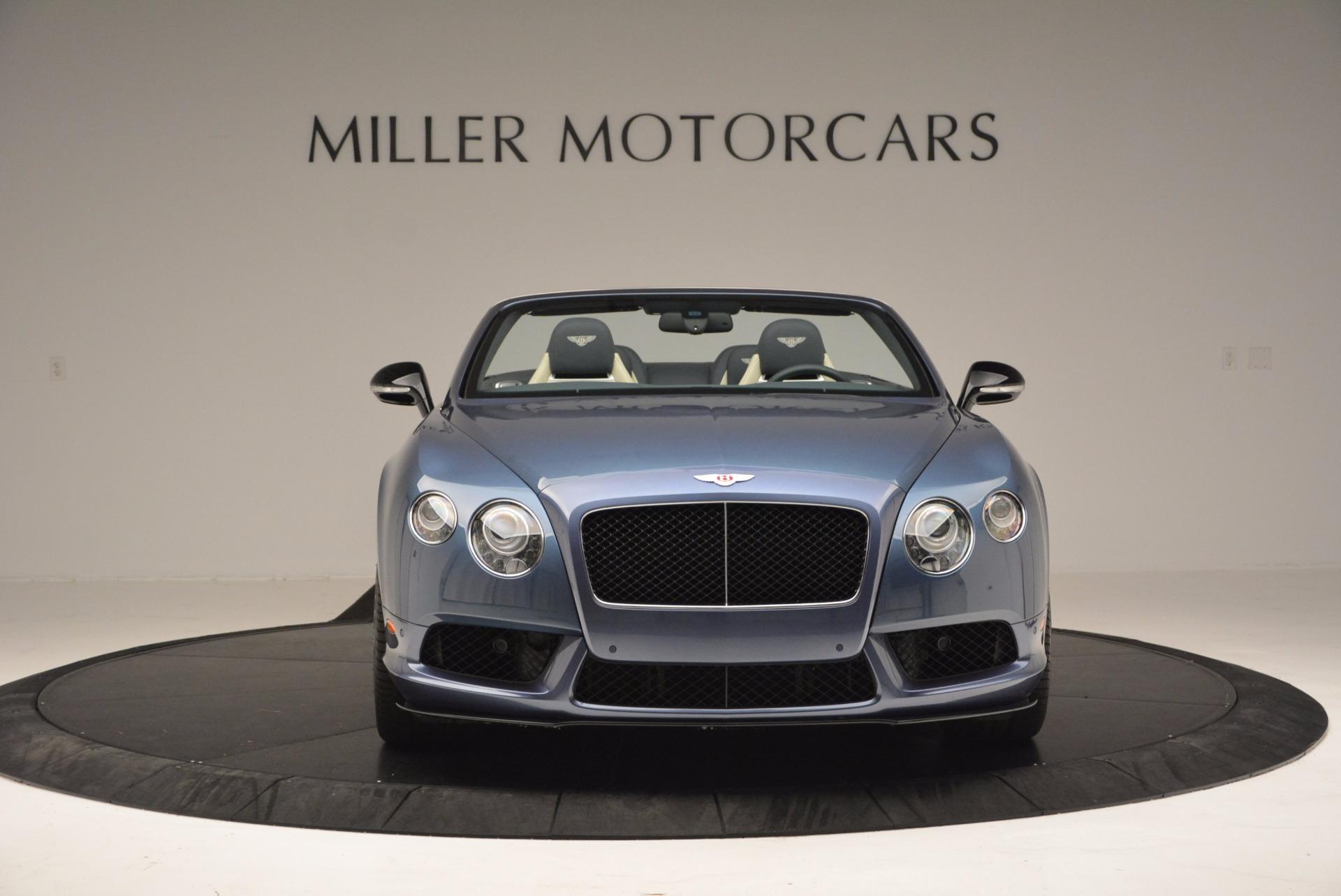 Used 2014 Bentley Continental GT V8 S Convertible  For Sale In Greenwich, CT 600_p12