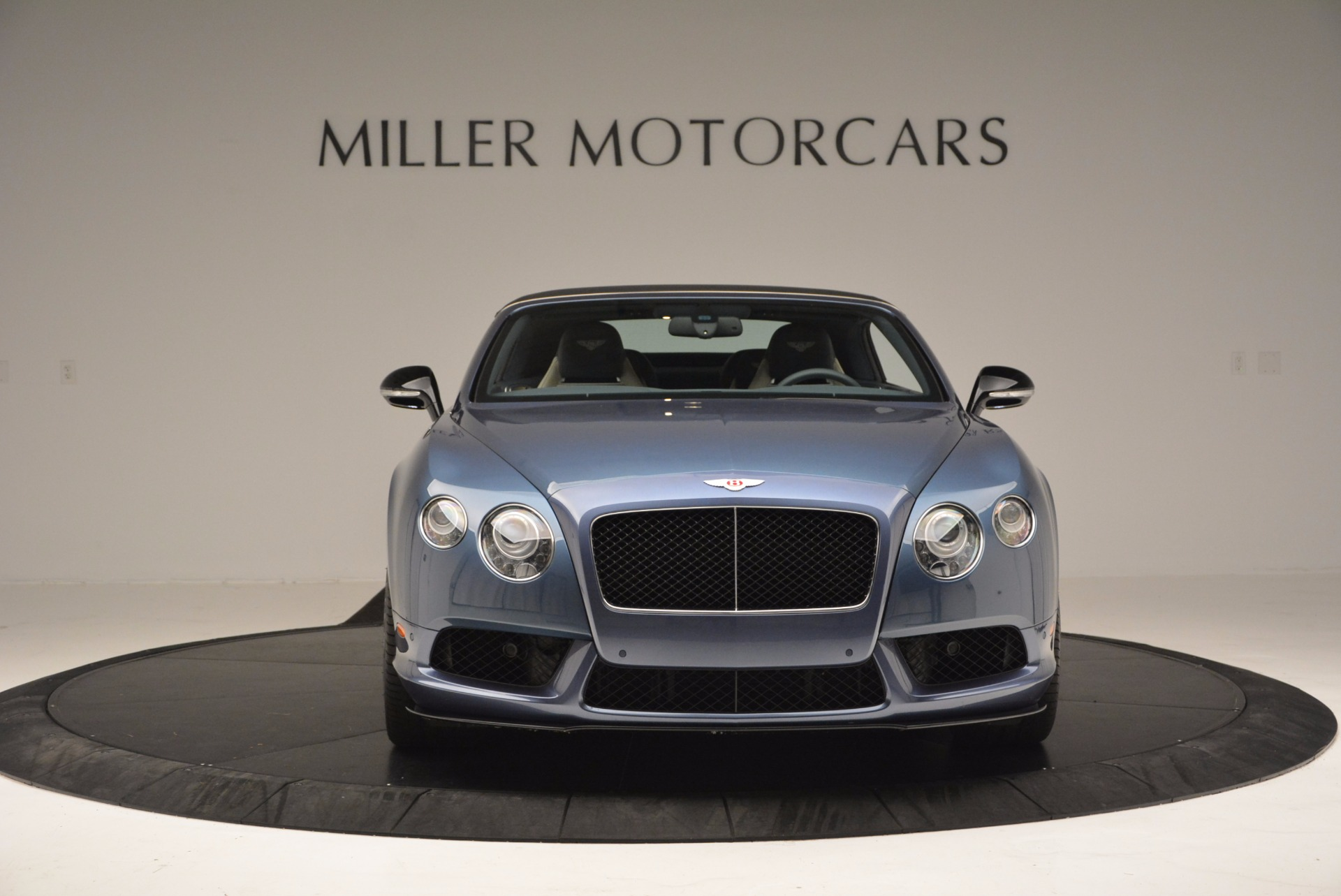 Used 2014 Bentley Continental GT V8 S Convertible  For Sale In Greenwich, CT 600_p13
