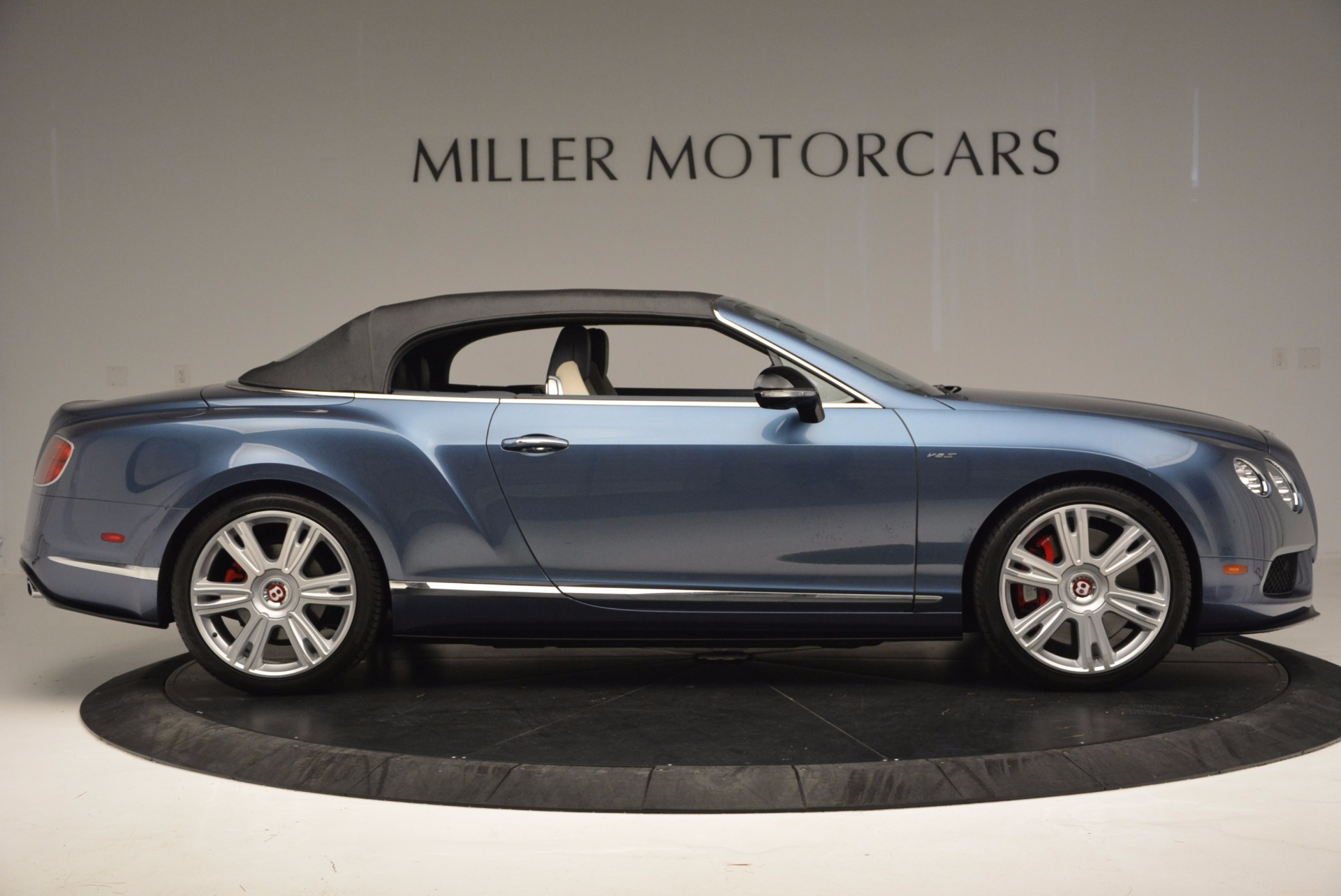 Used 2014 Bentley Continental GT V8 S Convertible  For Sale In Greenwich, CT 600_p19