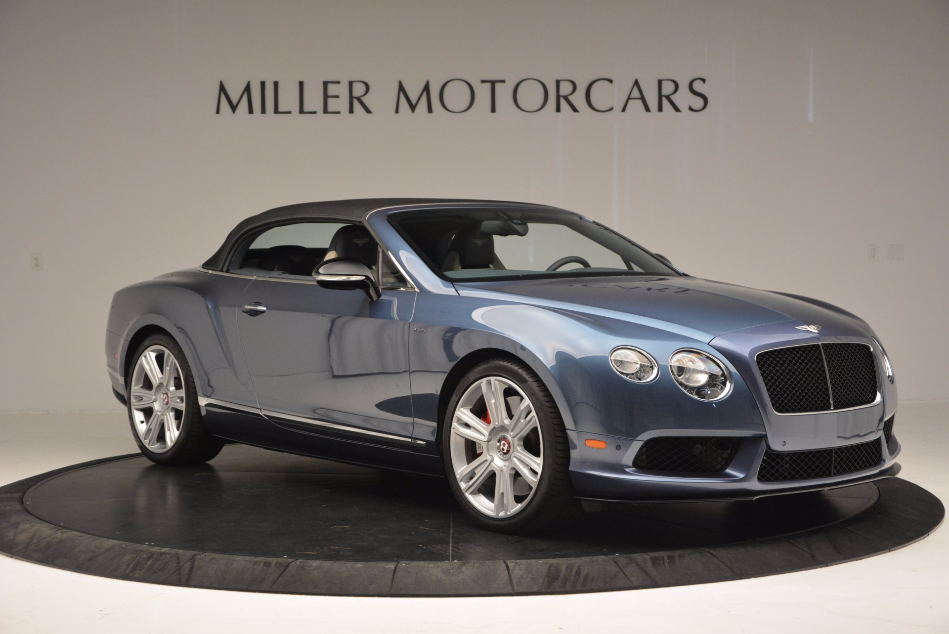 Used 2014 Bentley Continental GT V8 S Convertible  For Sale In Greenwich, CT 600_p20
