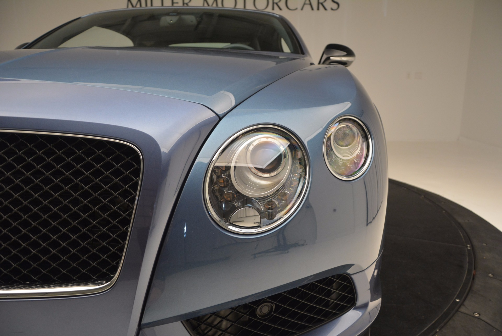 Used 2014 Bentley Continental GT V8 S Convertible  For Sale In Greenwich, CT 600_p23