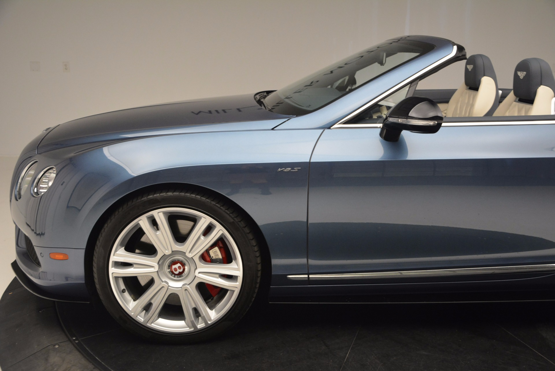 Used 2014 Bentley Continental GT V8 S Convertible  For Sale In Greenwich, CT 600_p26