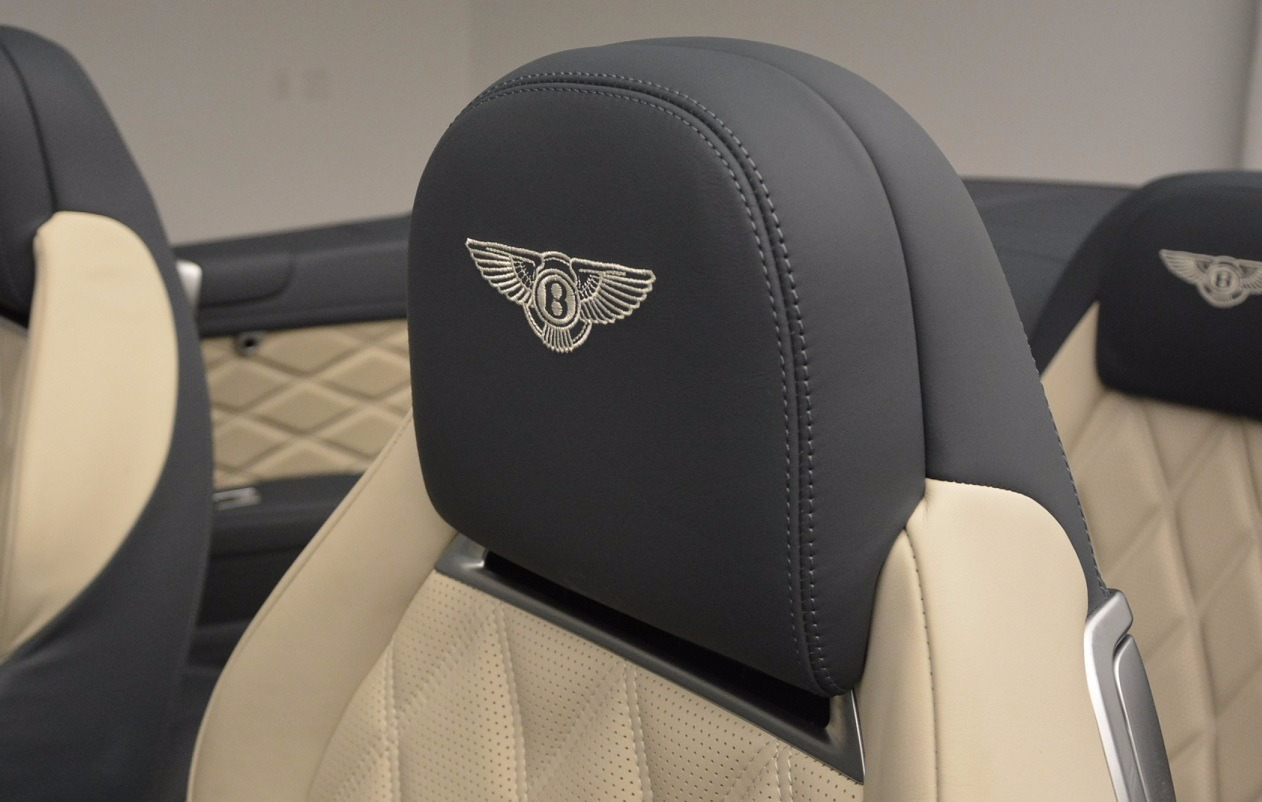 Used 2014 Bentley Continental GT V8 S Convertible  For Sale In Greenwich, CT 600_p31
