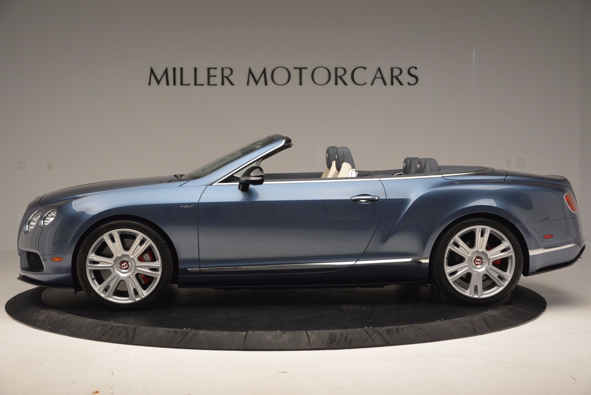 Used 2014 Bentley Continental GT V8 S Convertible  For Sale In Greenwich, CT 600_p3