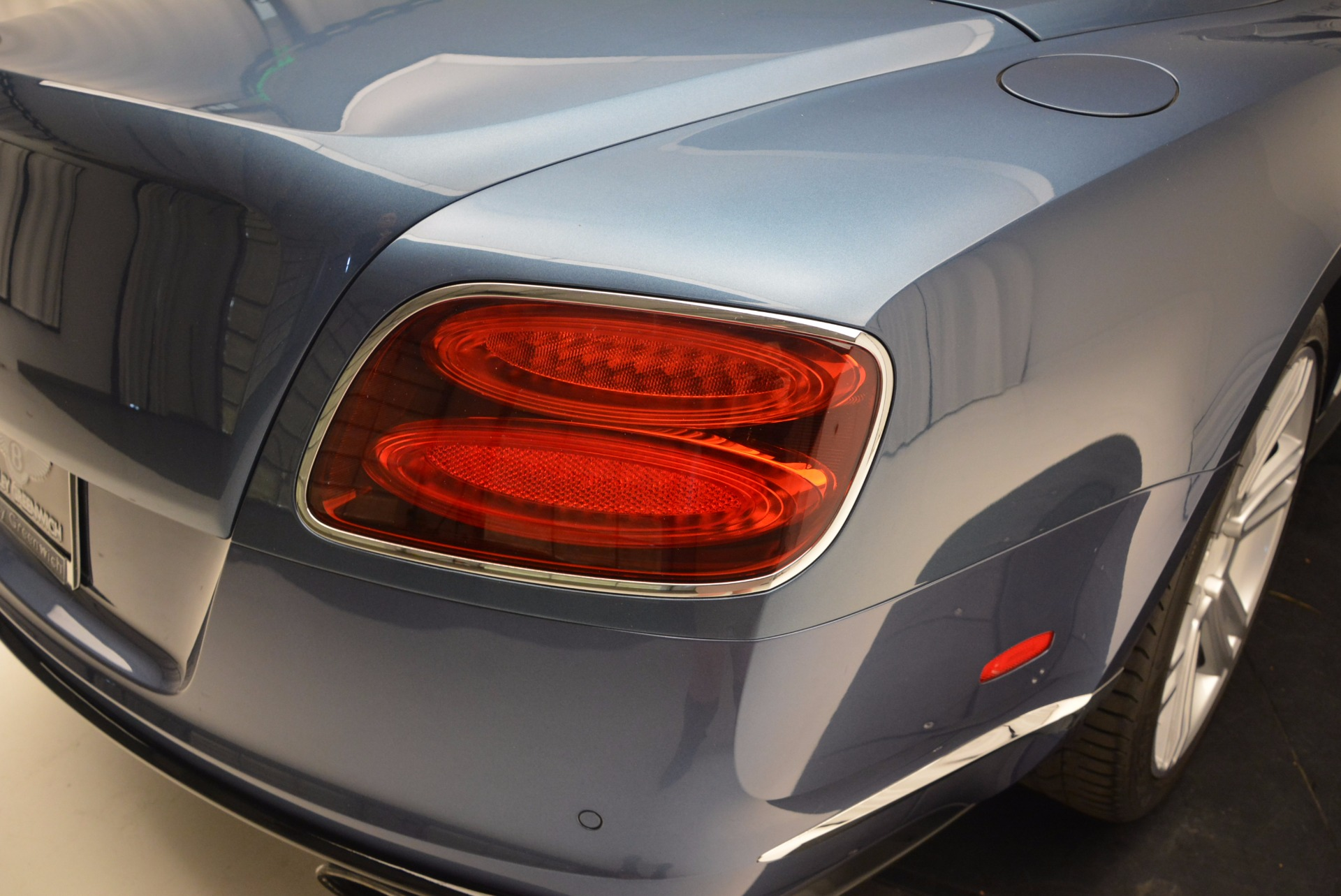 Used 2014 Bentley Continental GT V8 S Convertible  For Sale In Greenwich, CT 600_p43