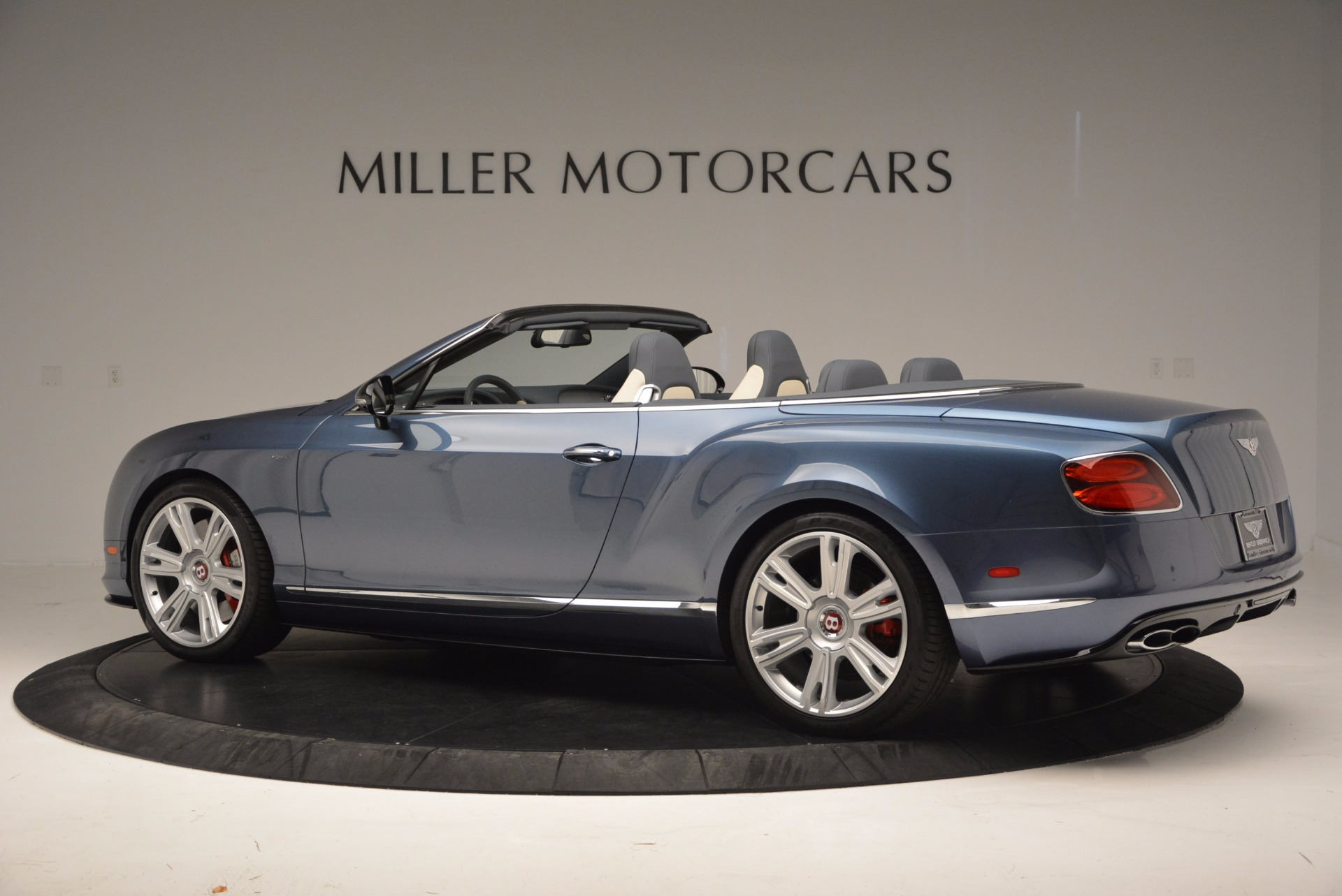 Used 2014 Bentley Continental GT V8 S Convertible  For Sale In Greenwich, CT 600_p4