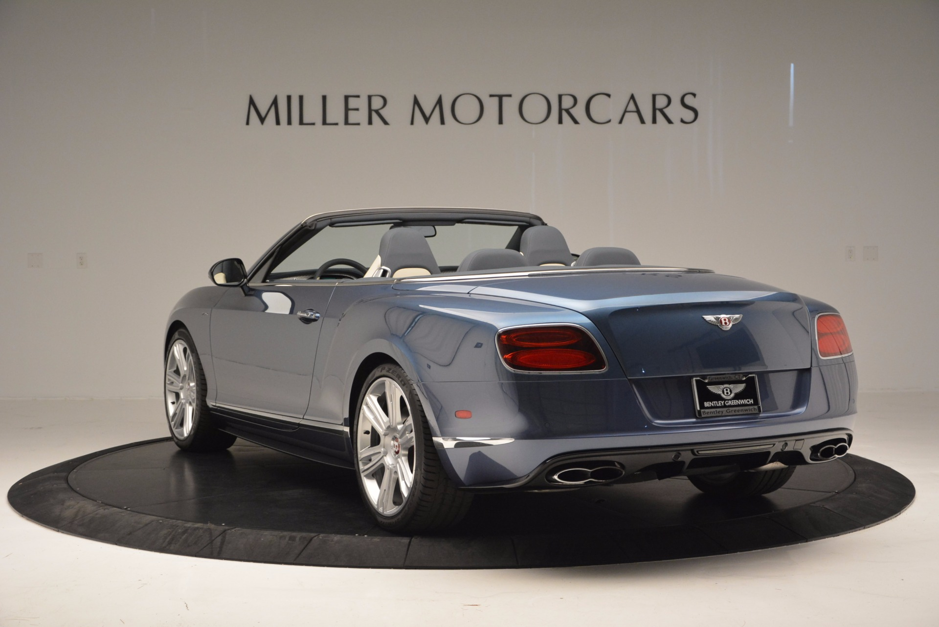 Used 2014 Bentley Continental GT V8 S Convertible  For Sale In Greenwich, CT 600_p5