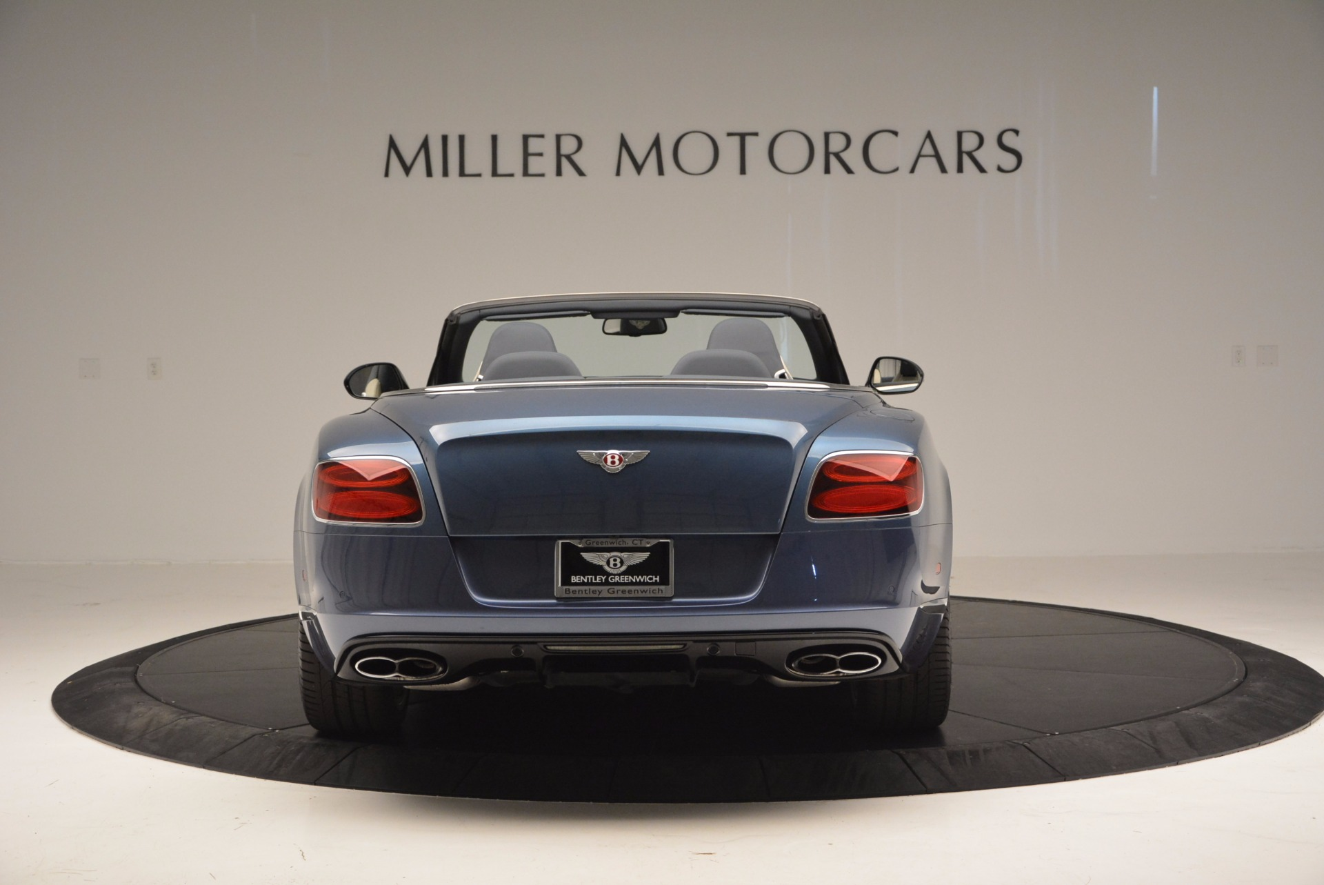 Used 2014 Bentley Continental GT V8 S Convertible  For Sale In Greenwich, CT 600_p6