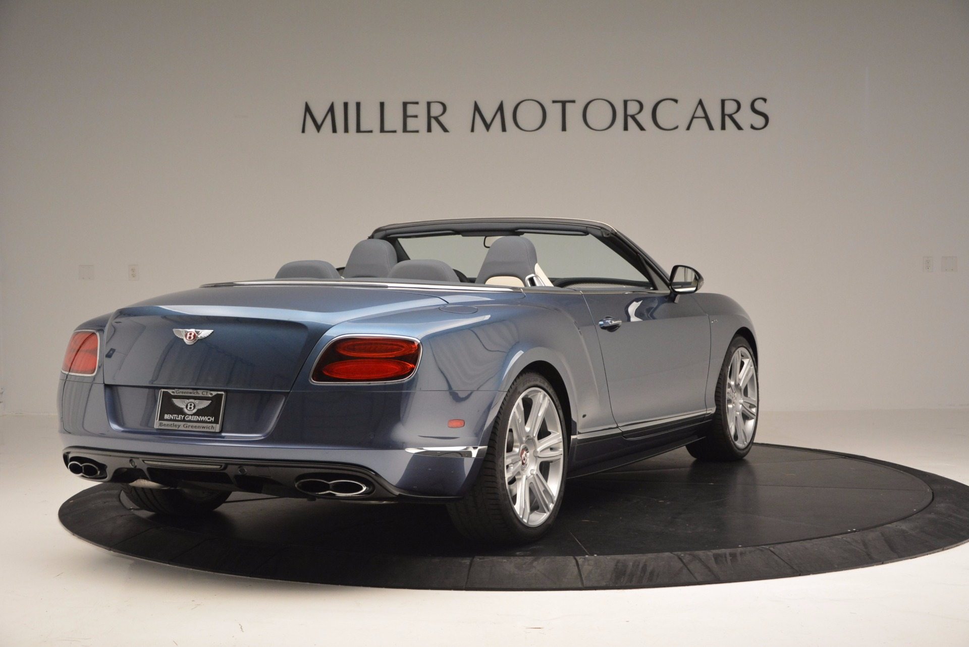 Used 2014 Bentley Continental GT V8 S Convertible  For Sale In Greenwich, CT 600_p7