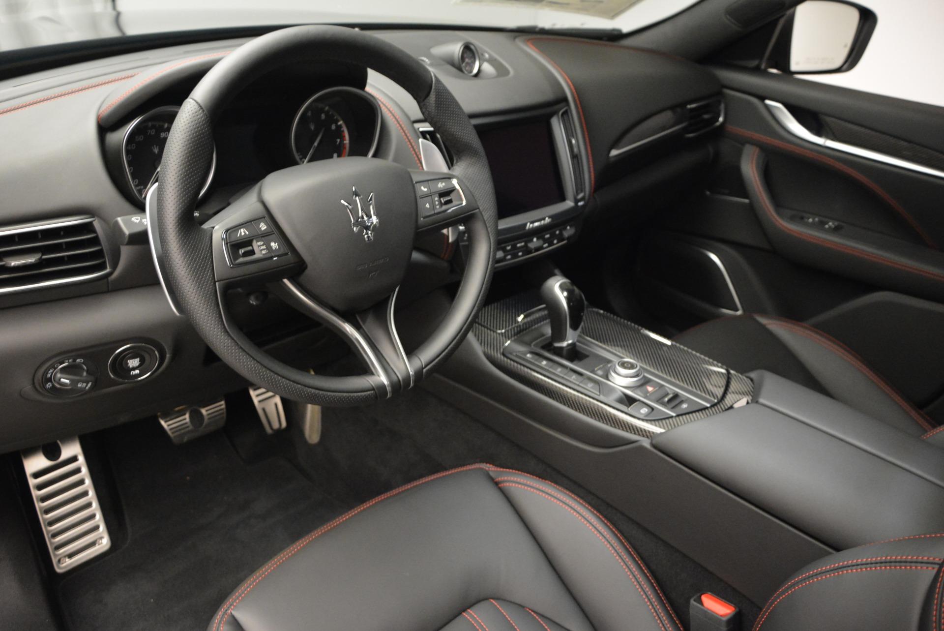 New 2017 Maserati Levante  For Sale In Greenwich, CT 602_p16
