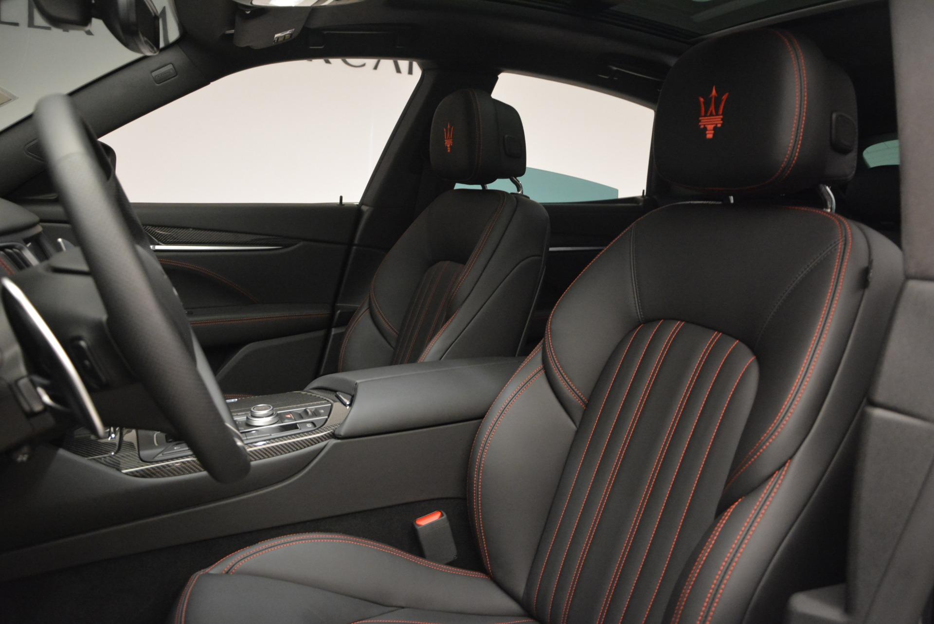 New 2017 Maserati Levante  For Sale In Greenwich, CT 602_p18