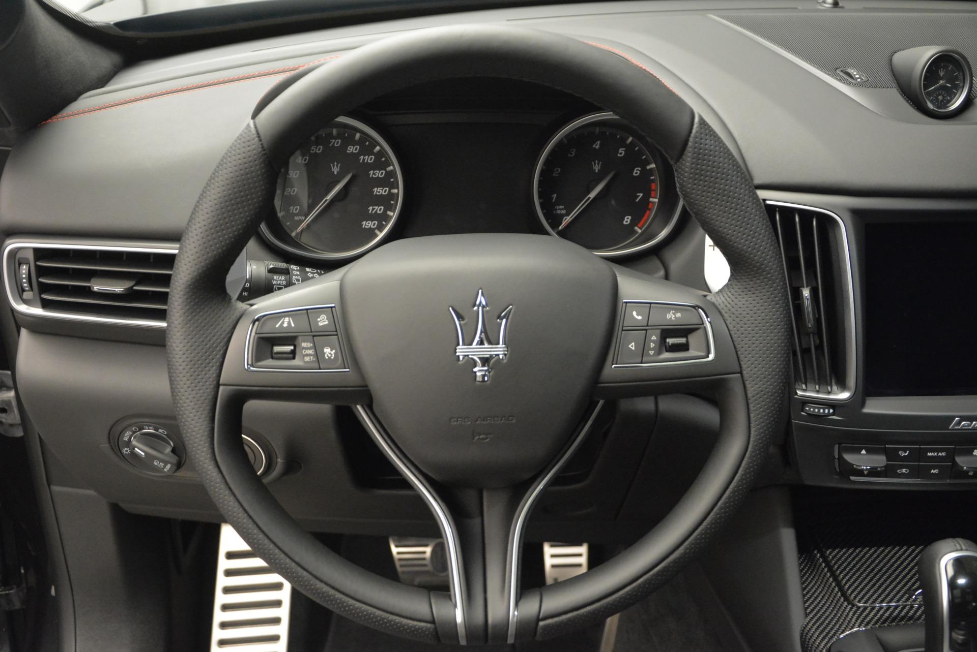New 2017 Maserati Levante  For Sale In Greenwich, CT 602_p21