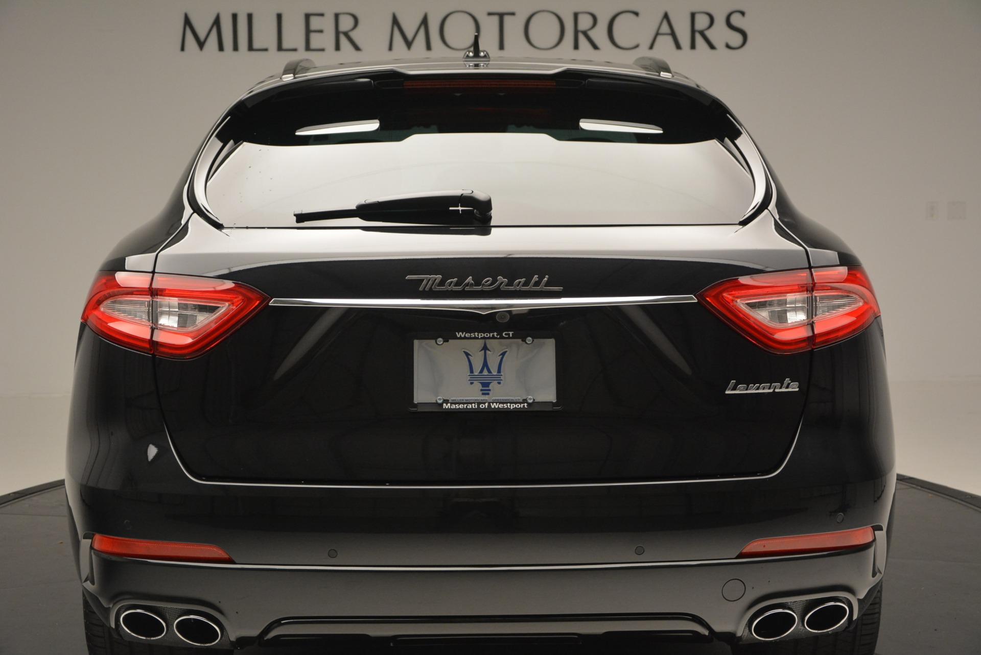 New 2017 Maserati Levante  For Sale In Greenwich, CT 602_p27