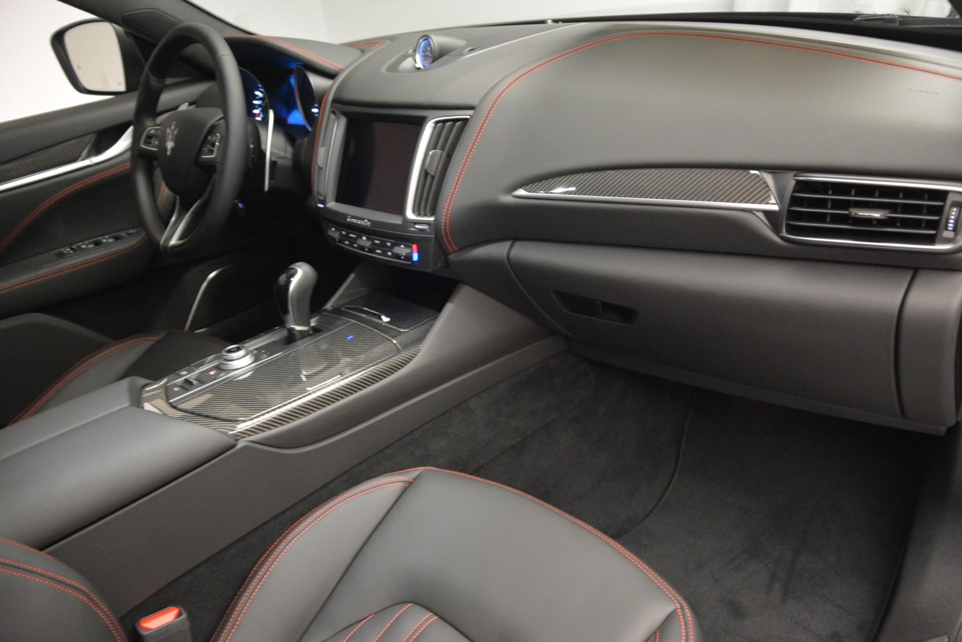 New 2017 Maserati Levante  For Sale In Greenwich, CT 602_p28
