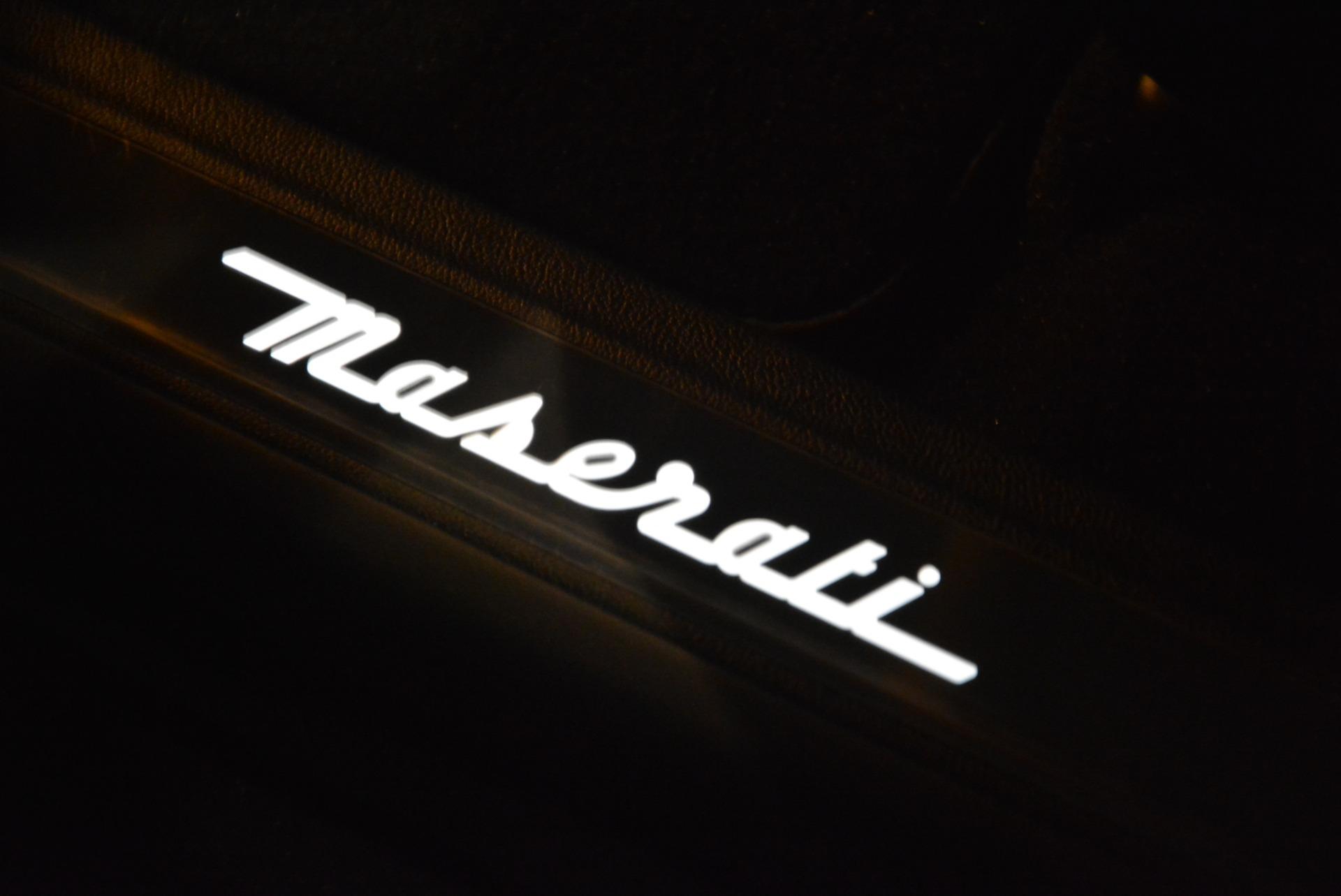 New 2017 Maserati Levante  For Sale In Greenwich, CT 602_p35