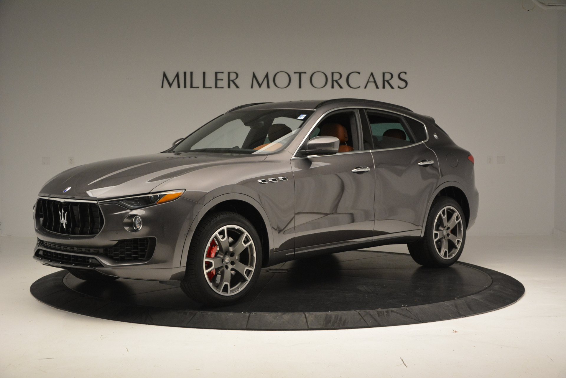 New 2017 Maserati Levante S For Sale In Greenwich, CT 603_p2