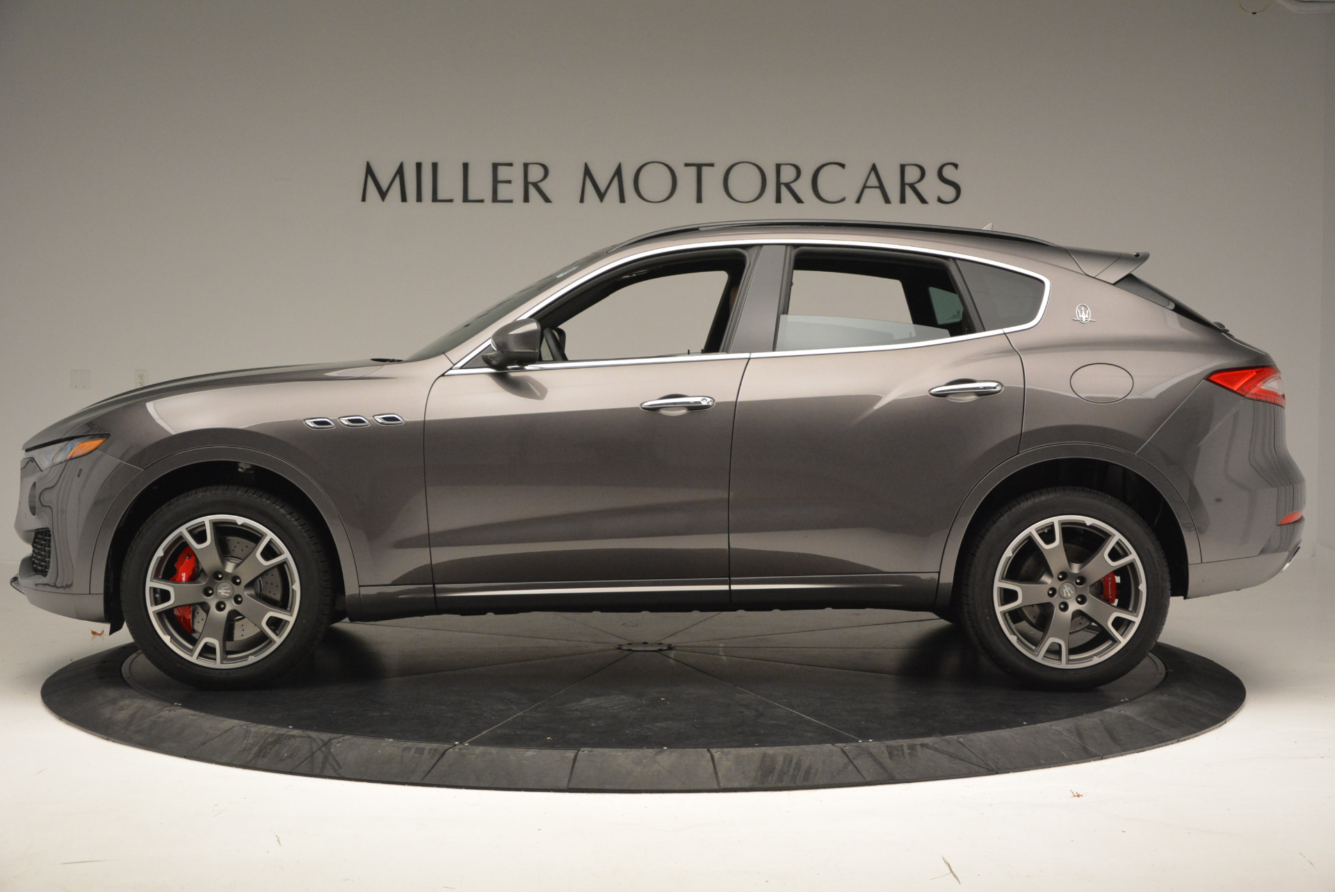 New 2017 Maserati Levante S For Sale In Greenwich, CT 603_p3
