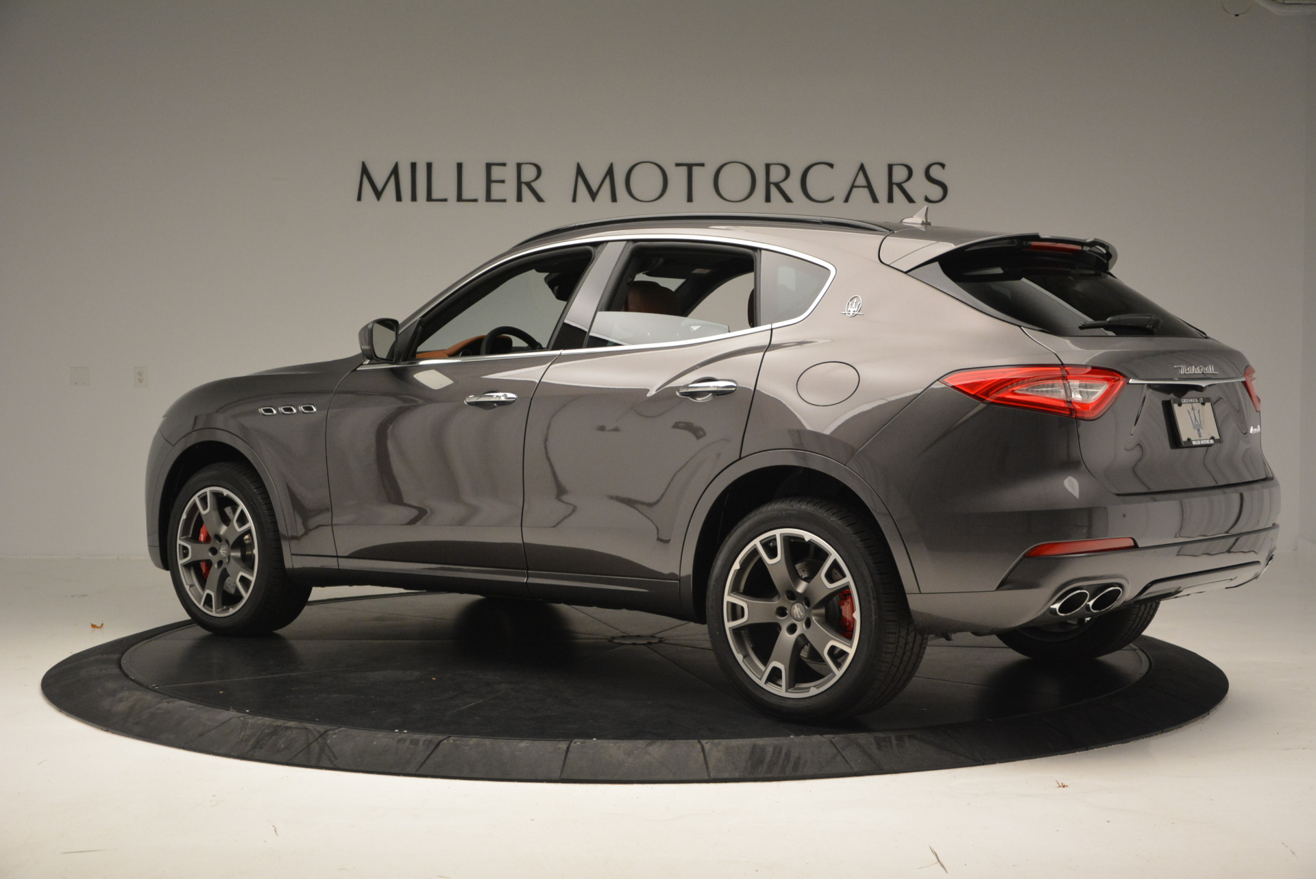 New 2017 Maserati Levante S For Sale In Greenwich, CT 603_p4